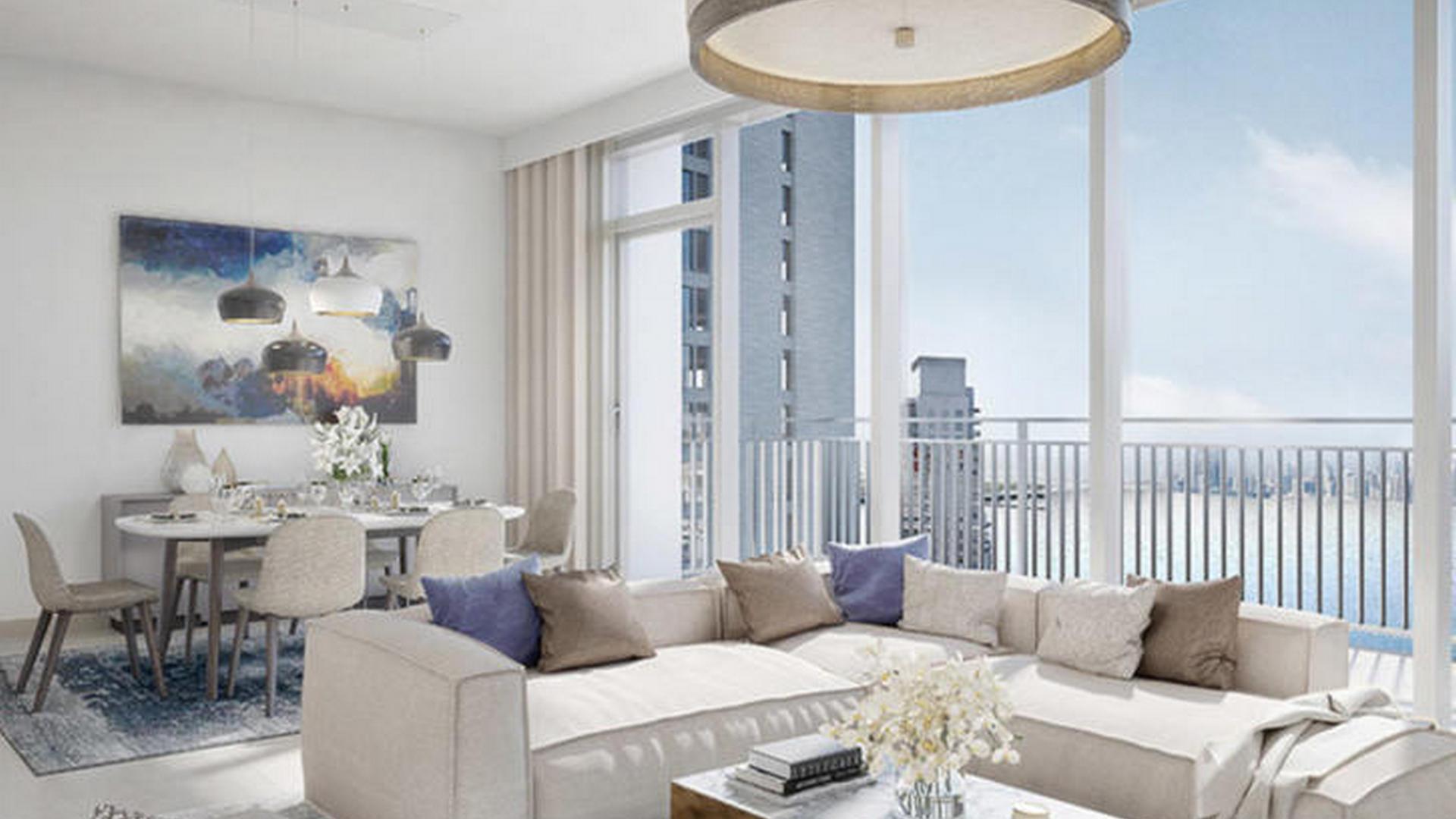 Apartamento en venta en Dubai, EAU, 3 dormitorios, 142 m2, № 24593 – foto 1
