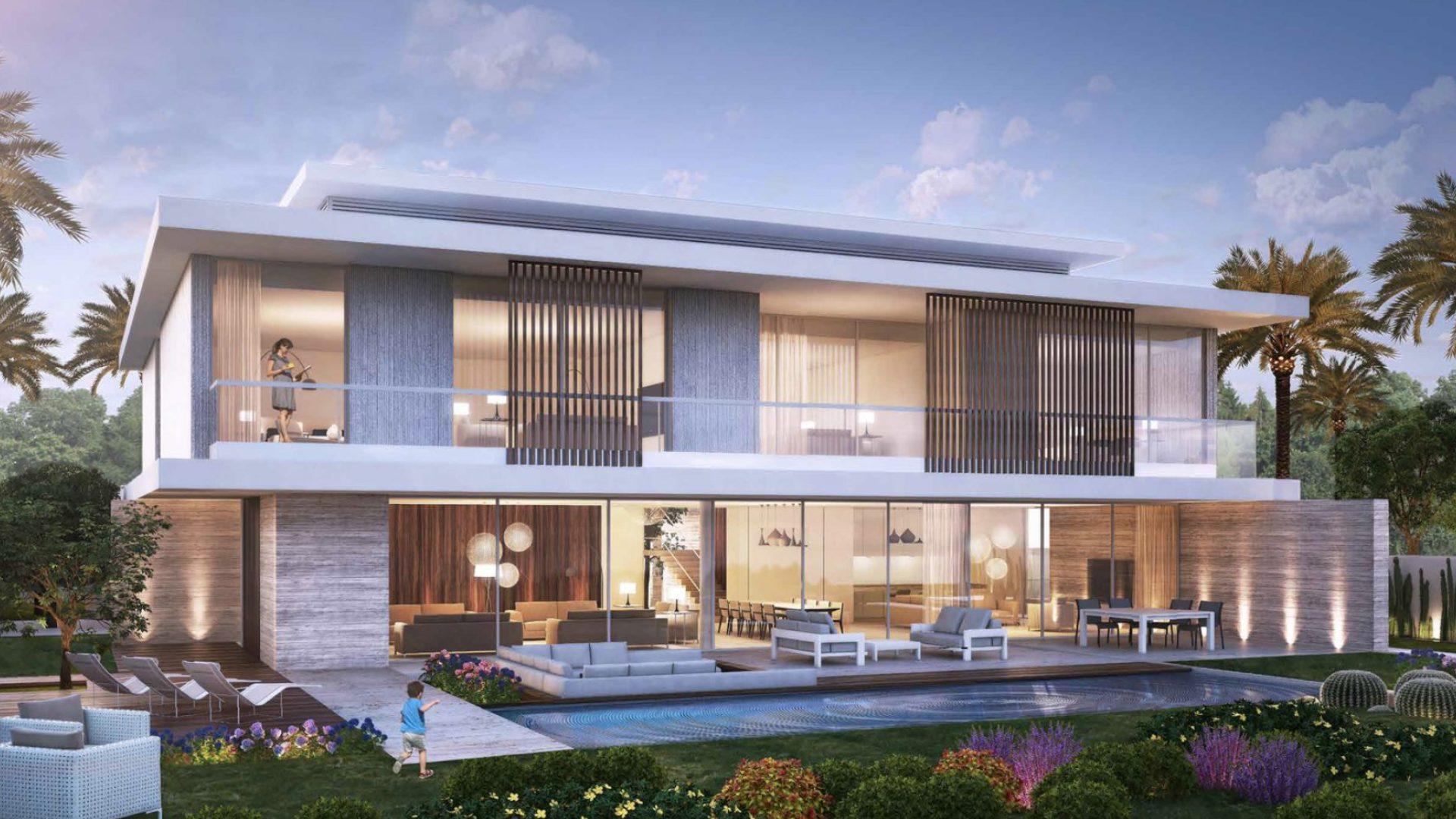 Villa en venta en Dubai, EAU, 6 dormitorios, 1056 m2, № 24639 – foto 1