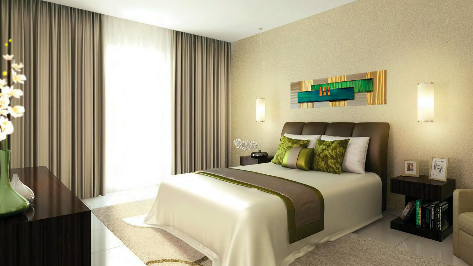 Apartamento en venta en Dubai, EAU, 3 dormitorios, 166 m2, № 24649 – foto 1