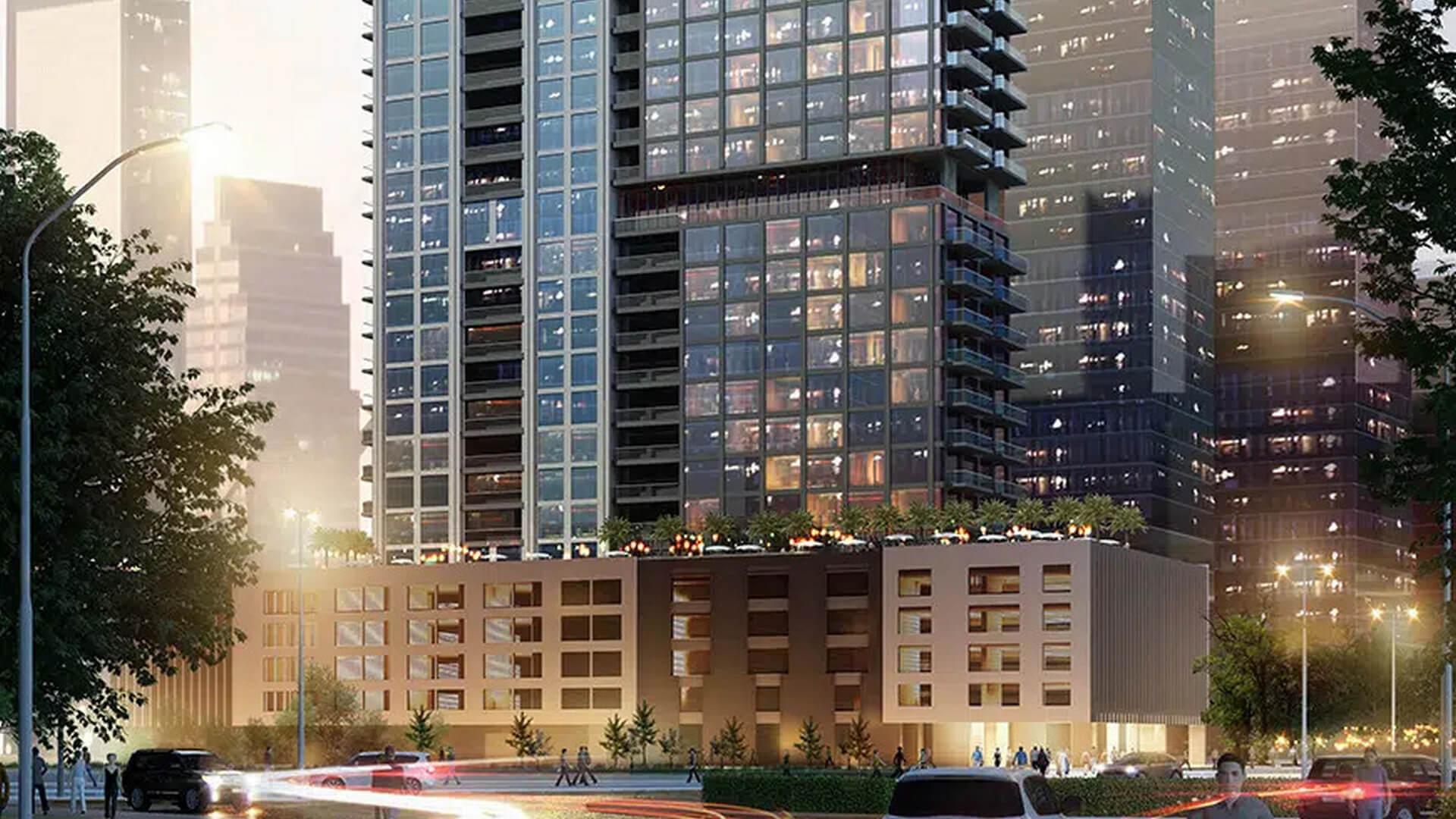 Apartamento en venta en Dubai, EAU, 1 dormitorio, 105 m2, № 24651 – foto 2