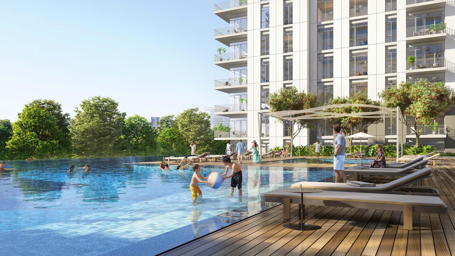 EXECUTIVE RESIDENCES, Dubai Hills Estate, EAU – foto 3