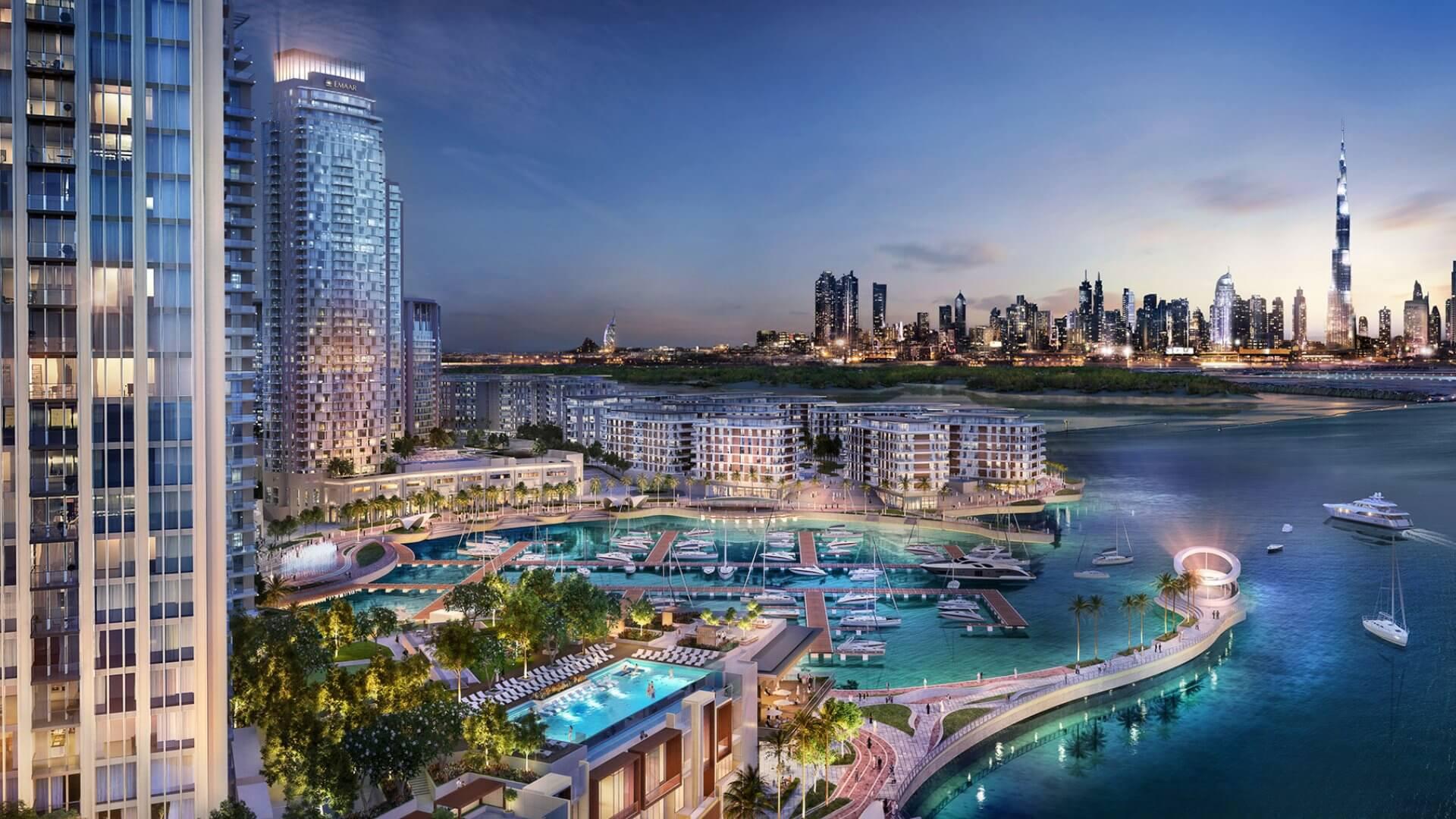 CREEK GATE, Dubai Creek Harbour (The Lagoons), EAU – foto 3
