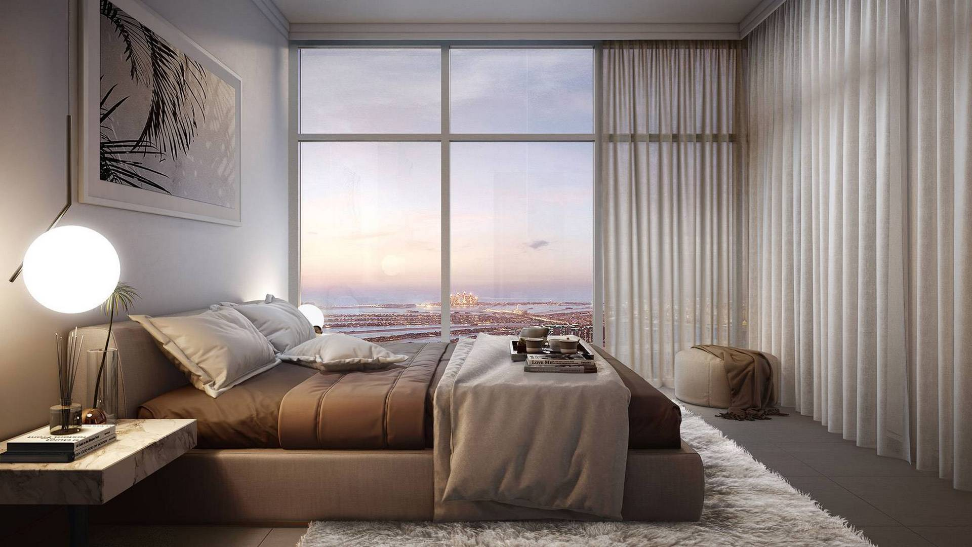 Apartment for sale in Dubai, UAE, 1 bedroom, 67 m2, No. 23874 – photo 3