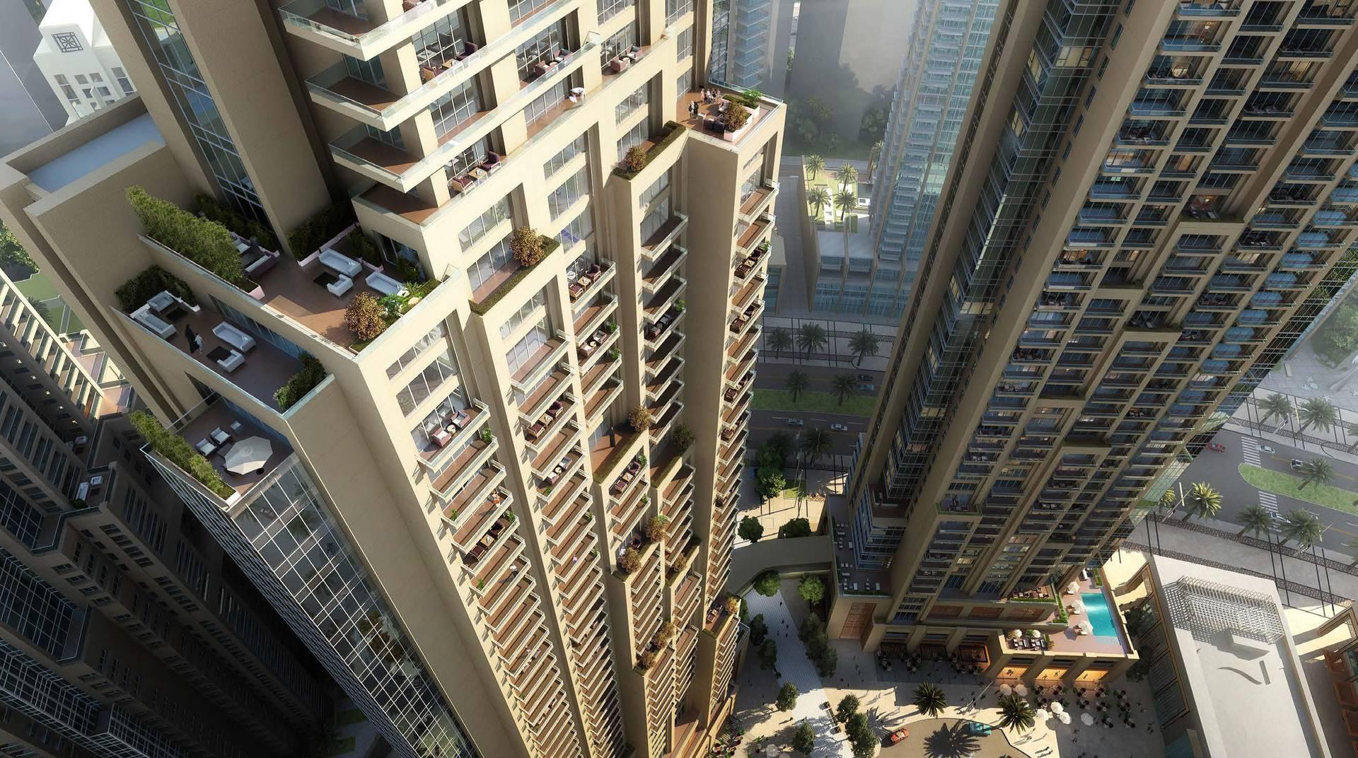 Apartment for sale in Dubai, UAE, studio, 96 m2, No. 23891 – photo 4