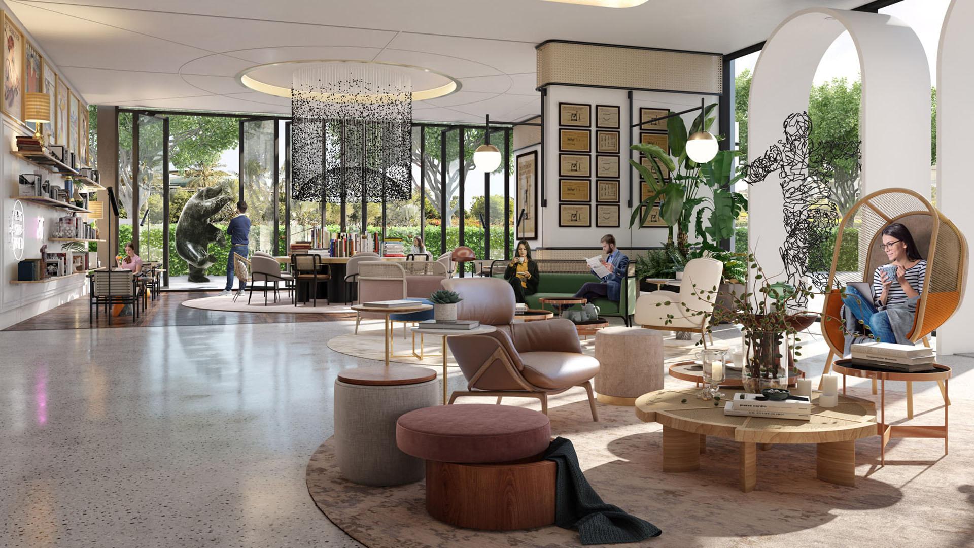 Apartment for sale in Dubai, UAE, 1 bedroom, 85 m2, No. 23887 – photo 5