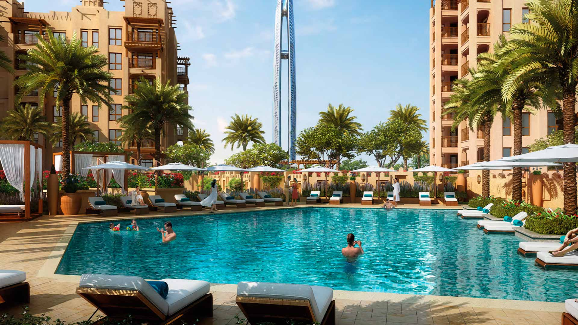 Apartment for sale in Dubai, UAE, 2 bedrooms, 120 m2, No. 23888 – photo 4