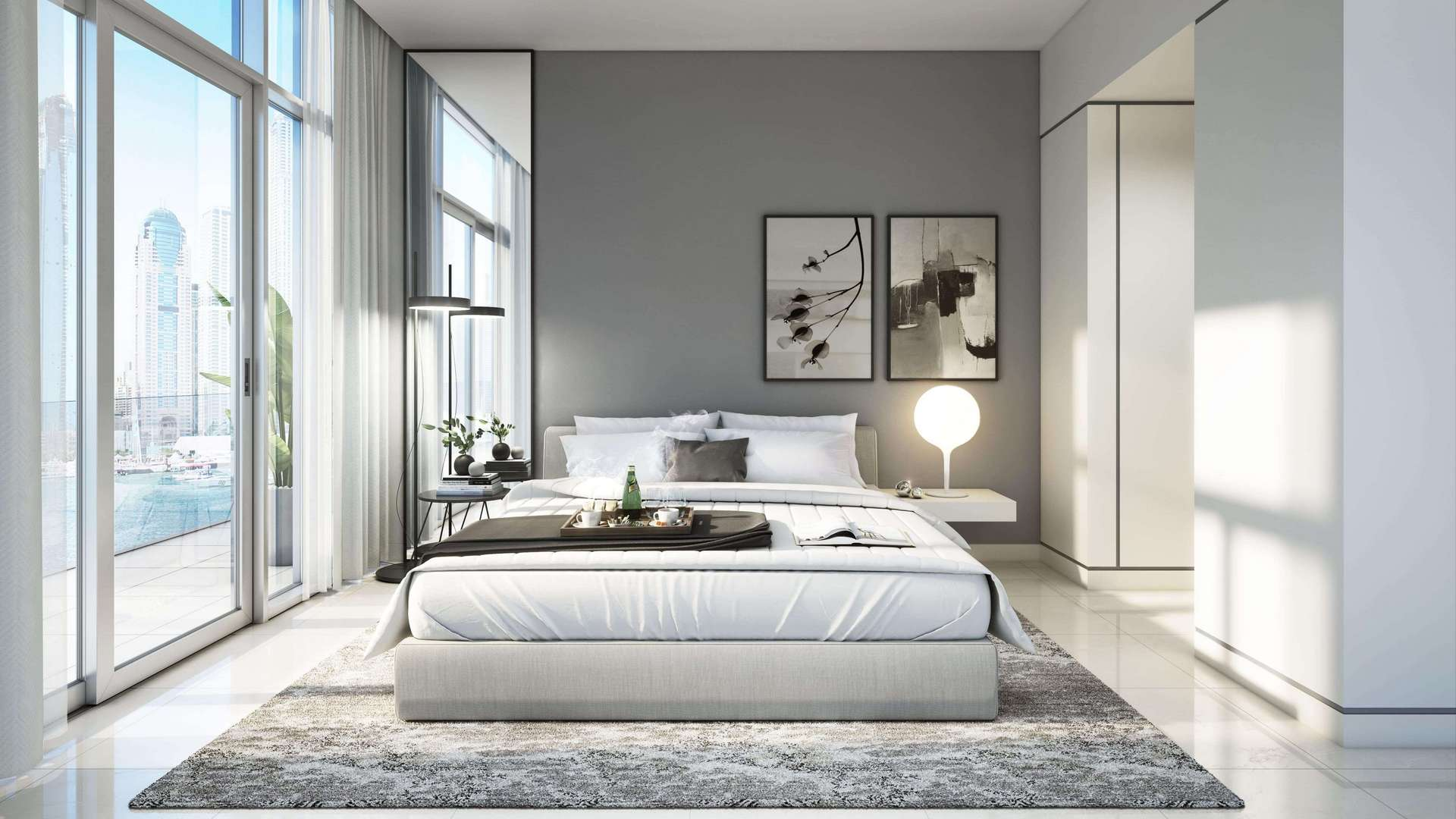 Apartment for sale in Dubai, UAE, 2 bedrooms, 118 m2, No. 23880 – photo 1