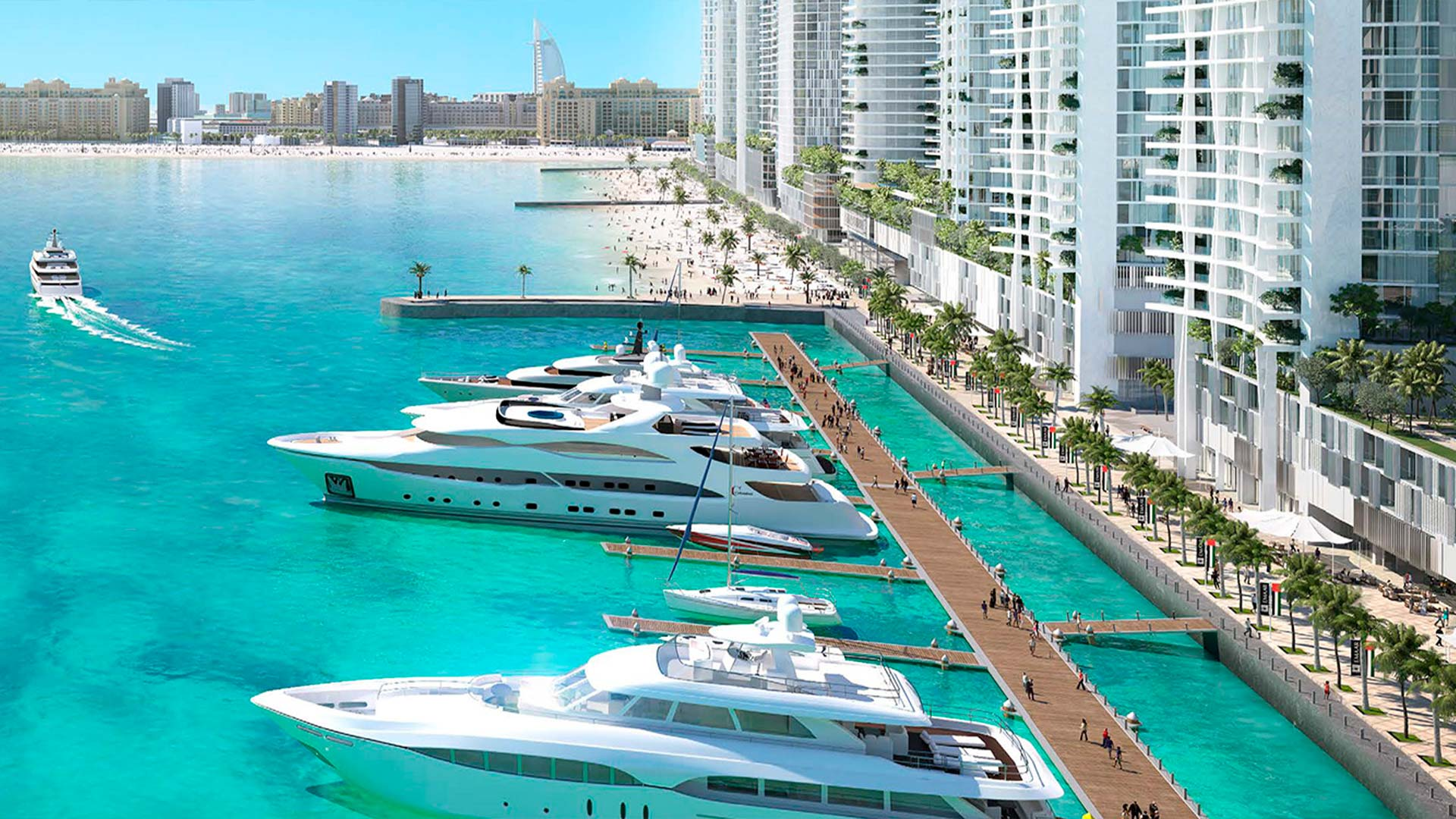 MARINA VISTA, Emaar beachfront, Dubai, UAE – photo 2