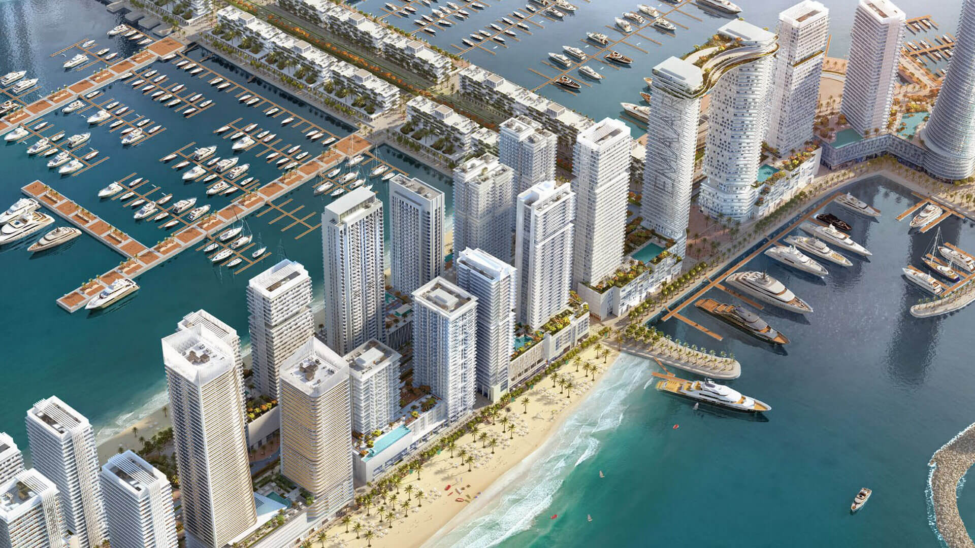 MARINA VISTA, Emaar beachfront, Dubai, UAE – photo 4