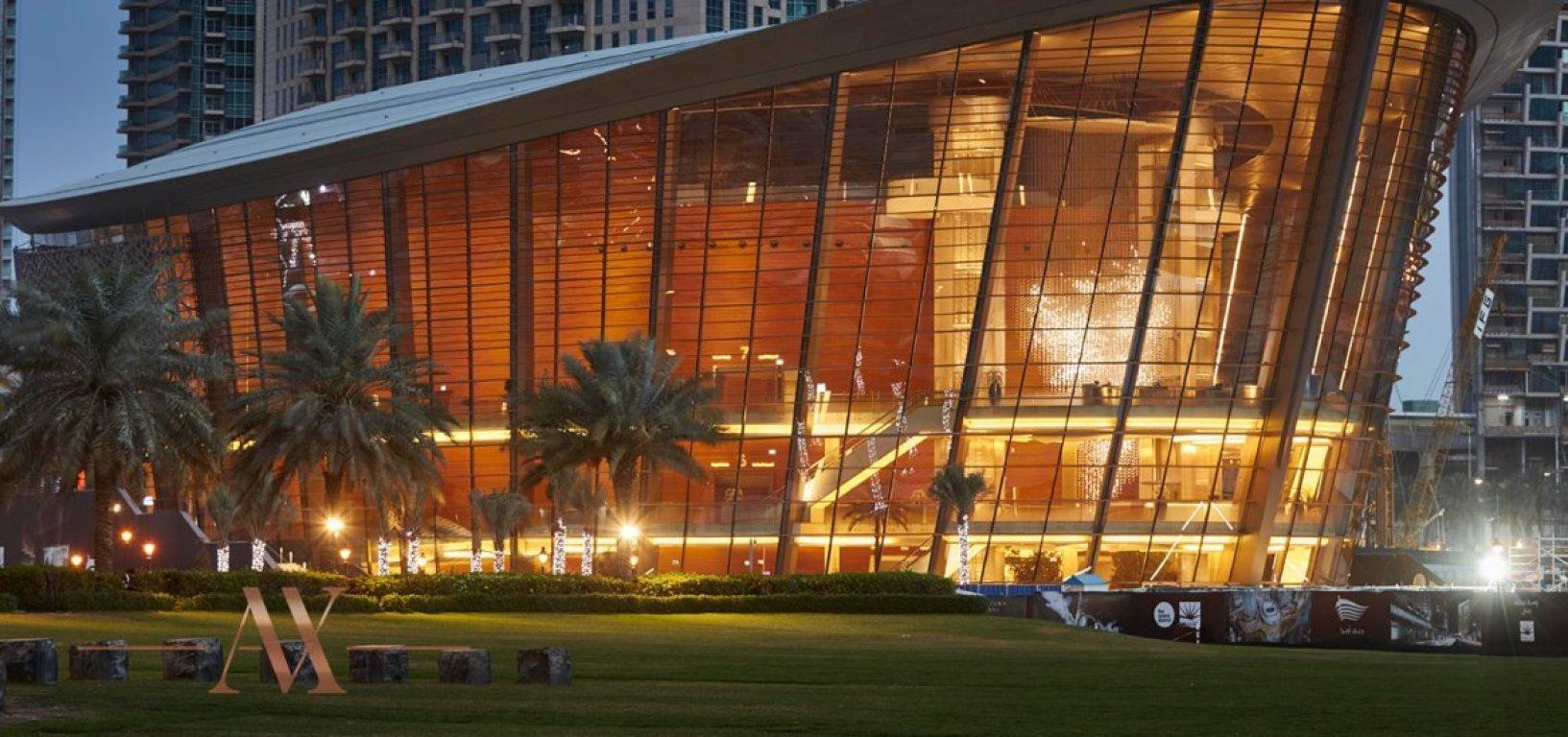 Apartment for sale in Dubai, UAE, 1 bedroom, 96 m2, No. 23901 – photo 4