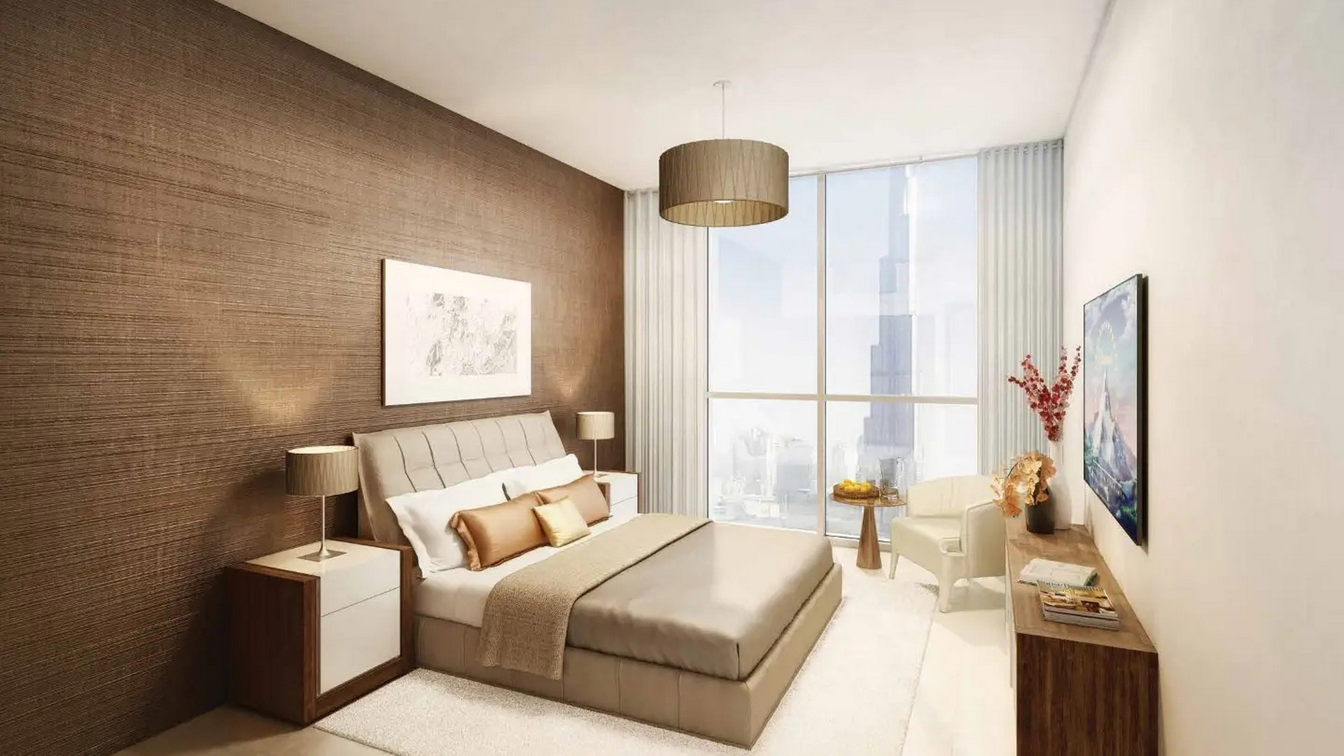 Apartment for sale in Dubai, UAE, 1 bedroom, 68 m2, No. 23884 – photo 1