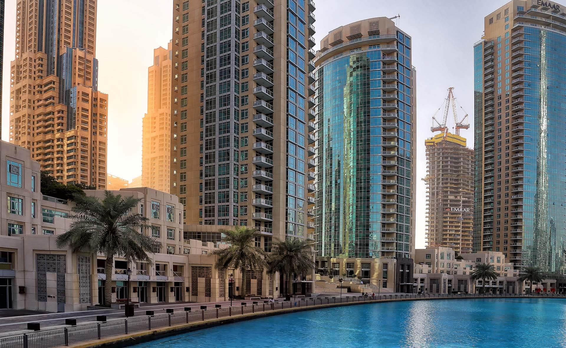 Apartment for sale in Dubai, UAE, 2 bedrooms, 104 m2, No. 23894 – photo 2