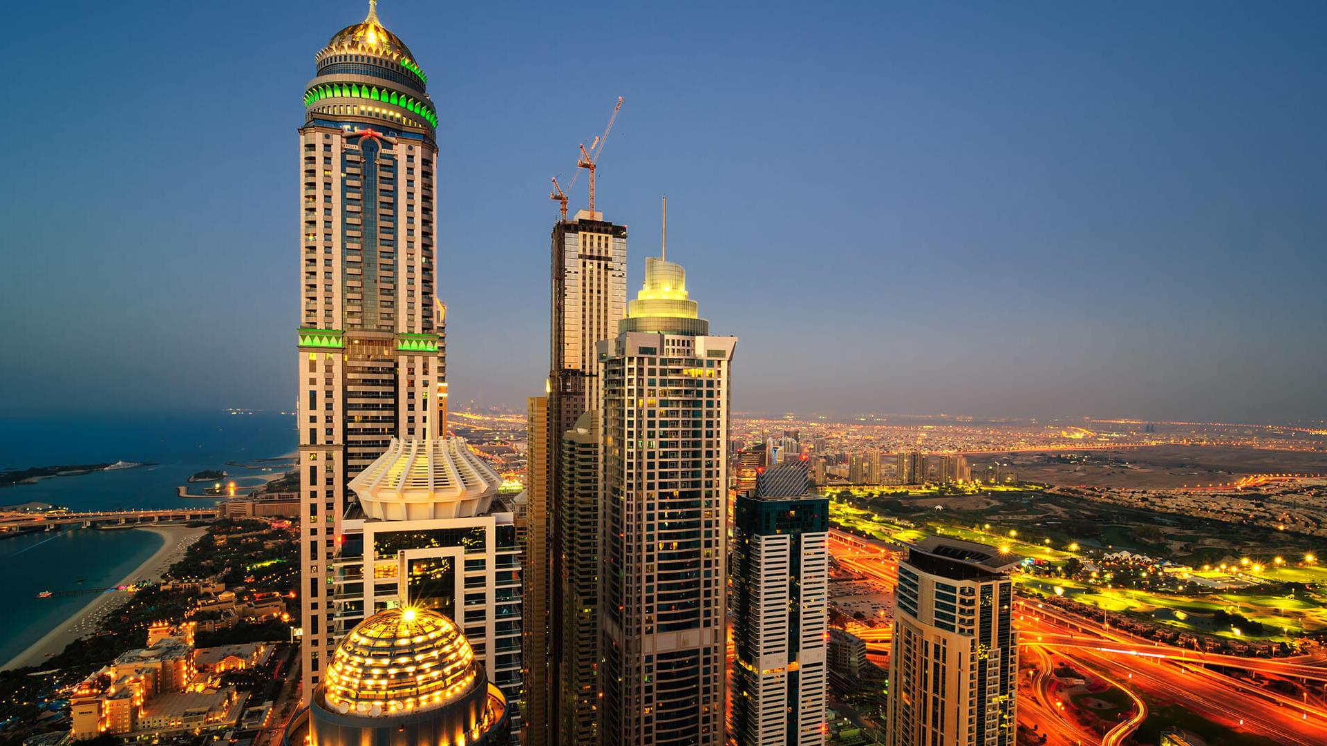Dubai Marina - 4