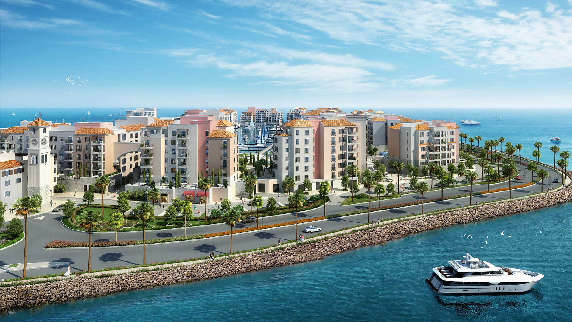 Apartment for sale in Dubai, UAE, 1 bedroom, 70 m2, No. 23896 – photo 2