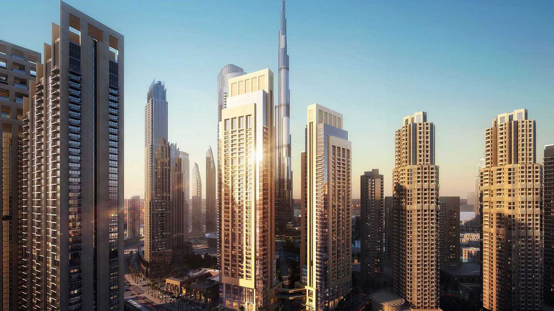 Apartment for sale in Dubai, UAE, 1 bedroom, 68 m2, No. 23884 – photo 4