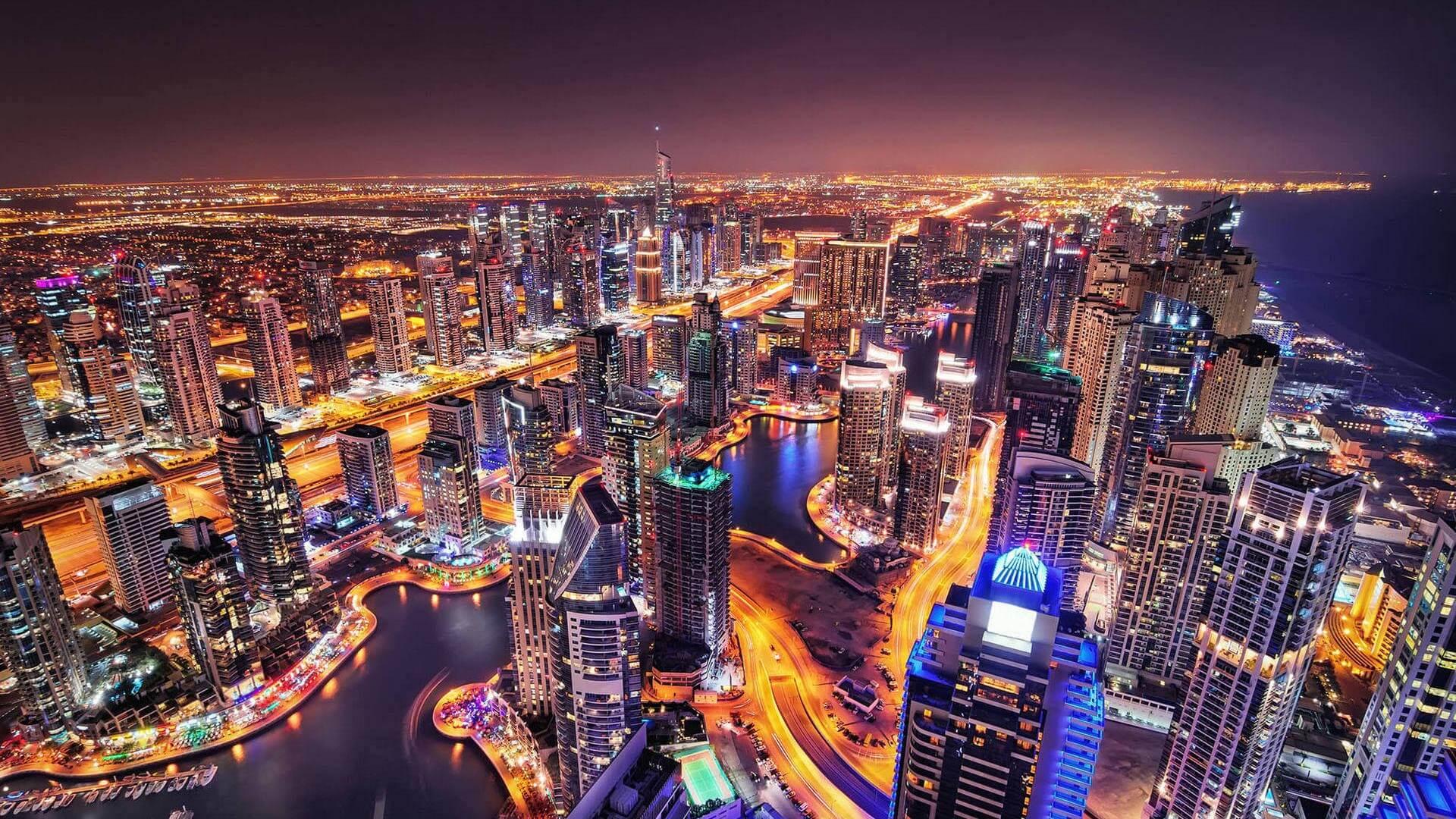 Dubai Marina - 3