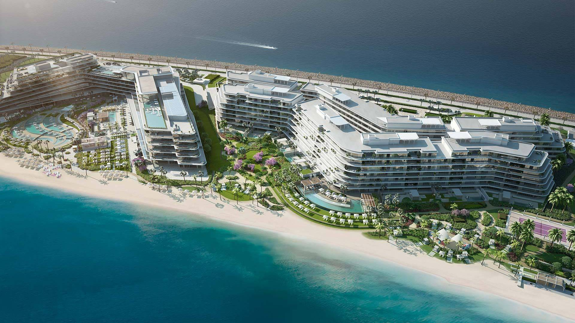 Penthouse for sale in Dubai, UAE, 4 bedrooms, 1138 m2, No. 23890 – photo 3