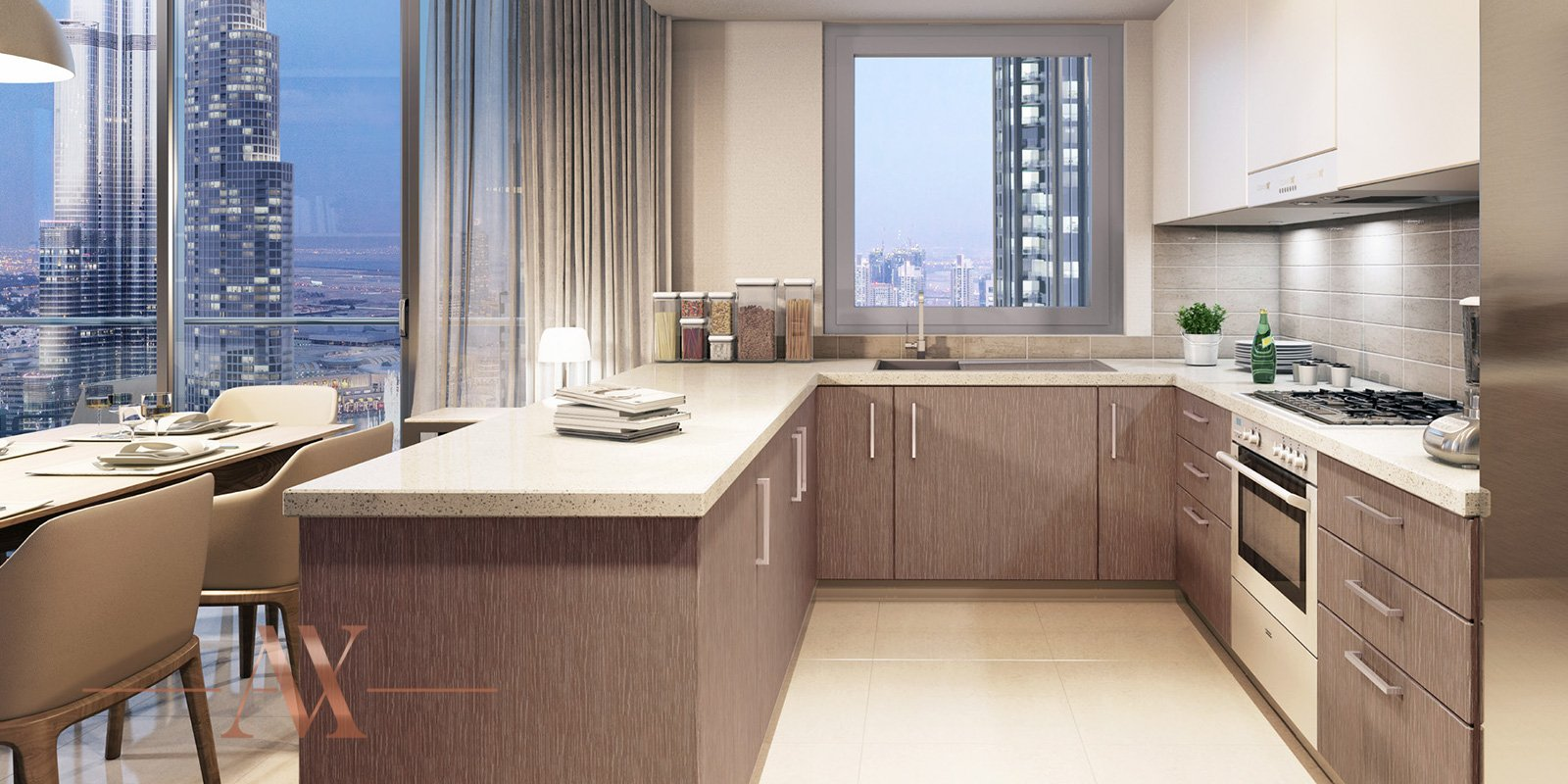 Apartment for sale in Dubai, UAE, 3 bedrooms, 149 m2, No. 23827 – photo 5