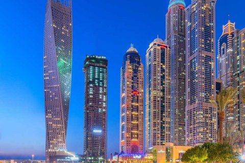 Profitable new buildings in Dubai