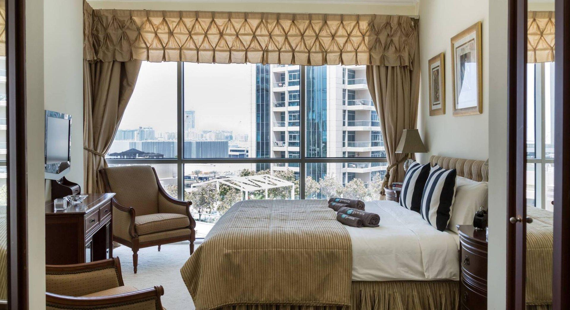 Apartment for sale in Dubai, UAE, 1 bedroom, 77 m2, No. 23871 – photo 1