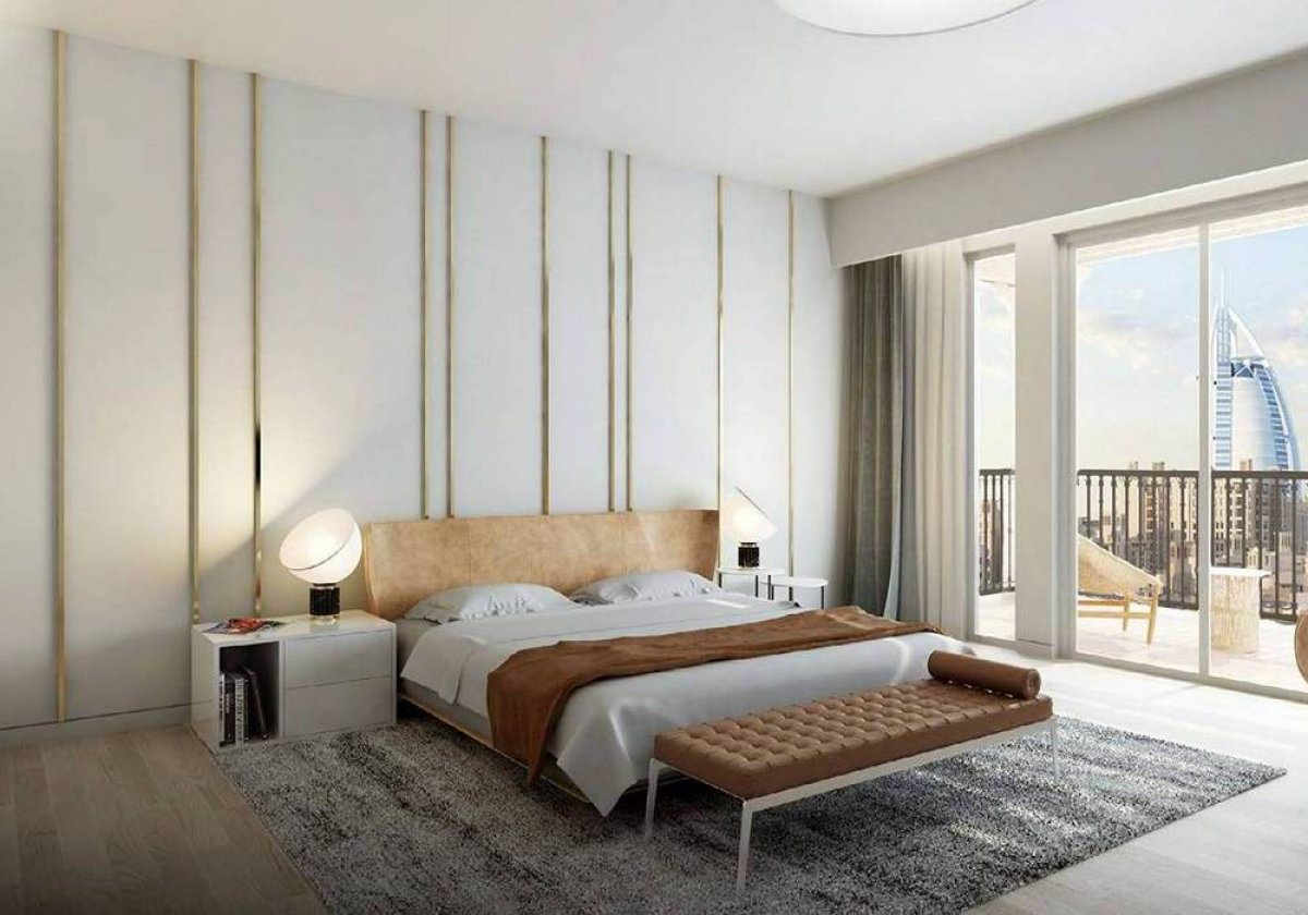 Apartment for sale in Dubai, UAE, 2 bedrooms, 120 m2, No. 23888 – photo 1