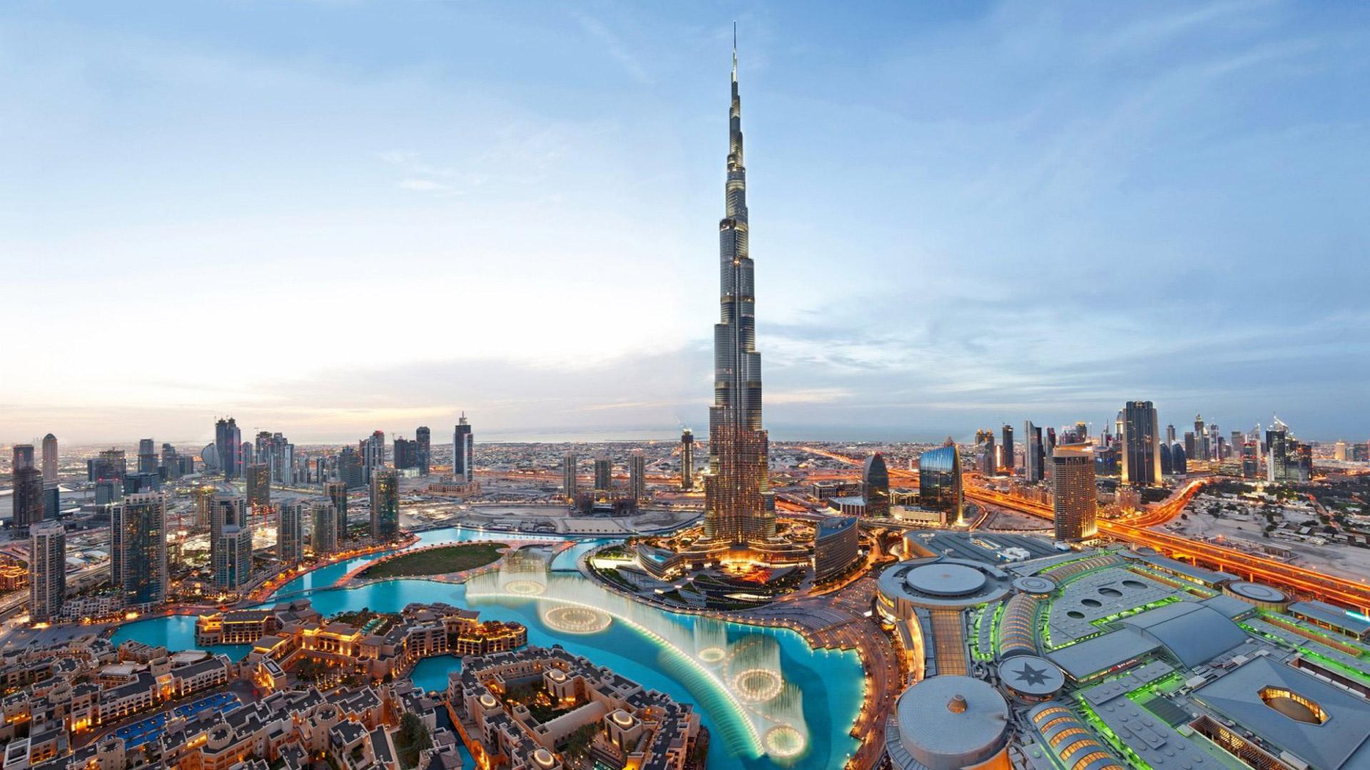 Downtown Dubai - 1