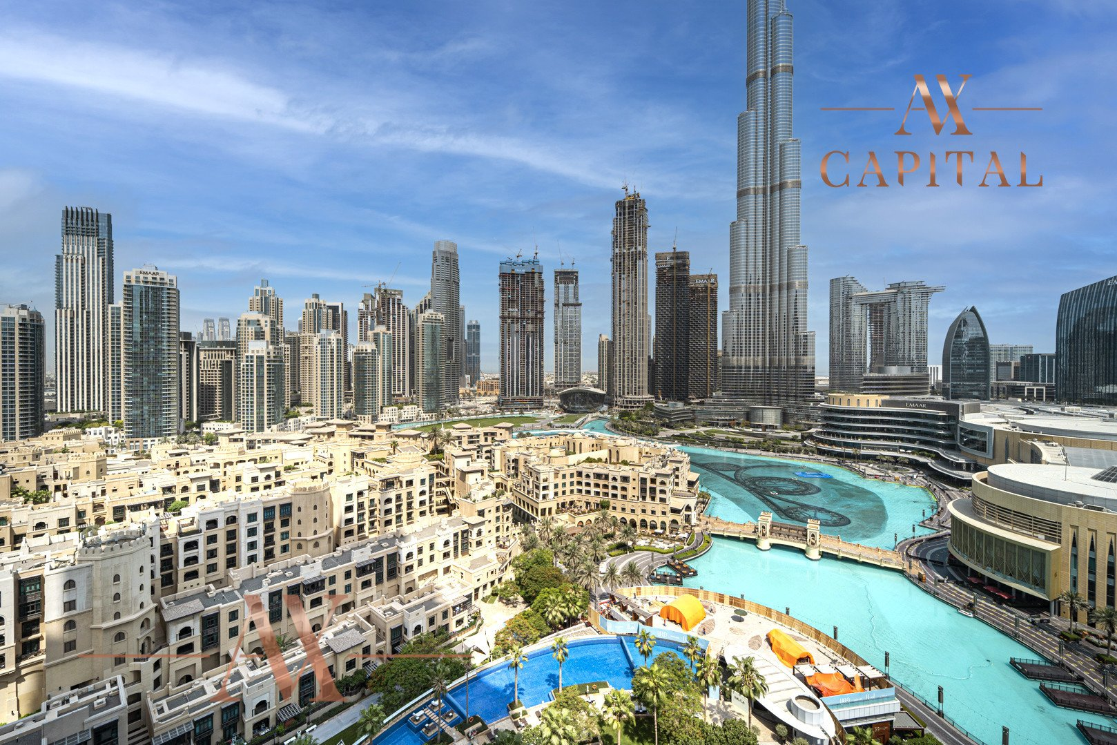 Apartment for sale in Dubai, UAE, 1 bedroom, 81.8 m2, No. 23787 – photo 1