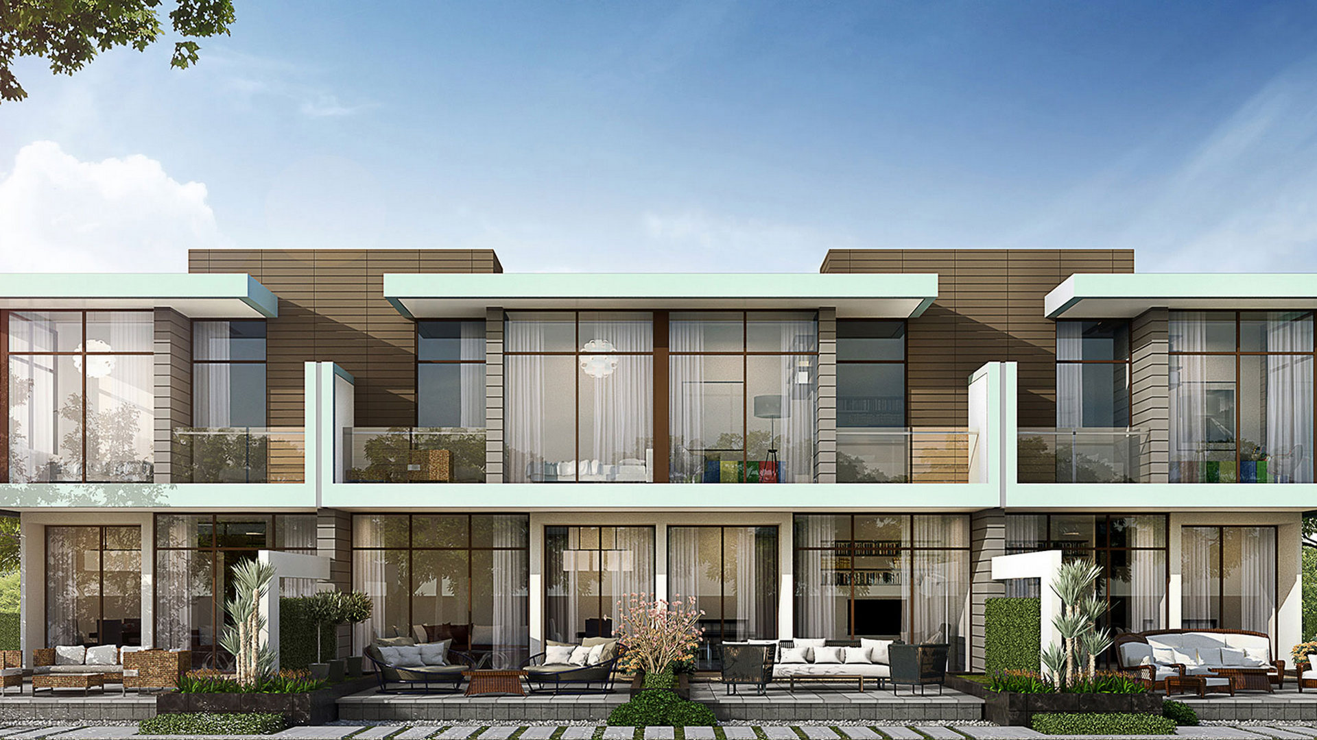 Townhouse for sale in Dubai, UAE, 3 bedrooms, 175 m2, No. 24053 – photo 1