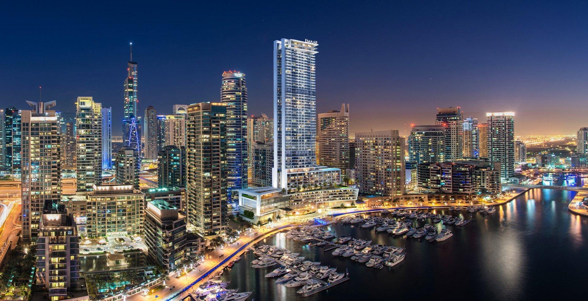 Apartment for sale in Dubai, UAE, 1 bedroom, 69.3 m2, No. 23599 – photo 5