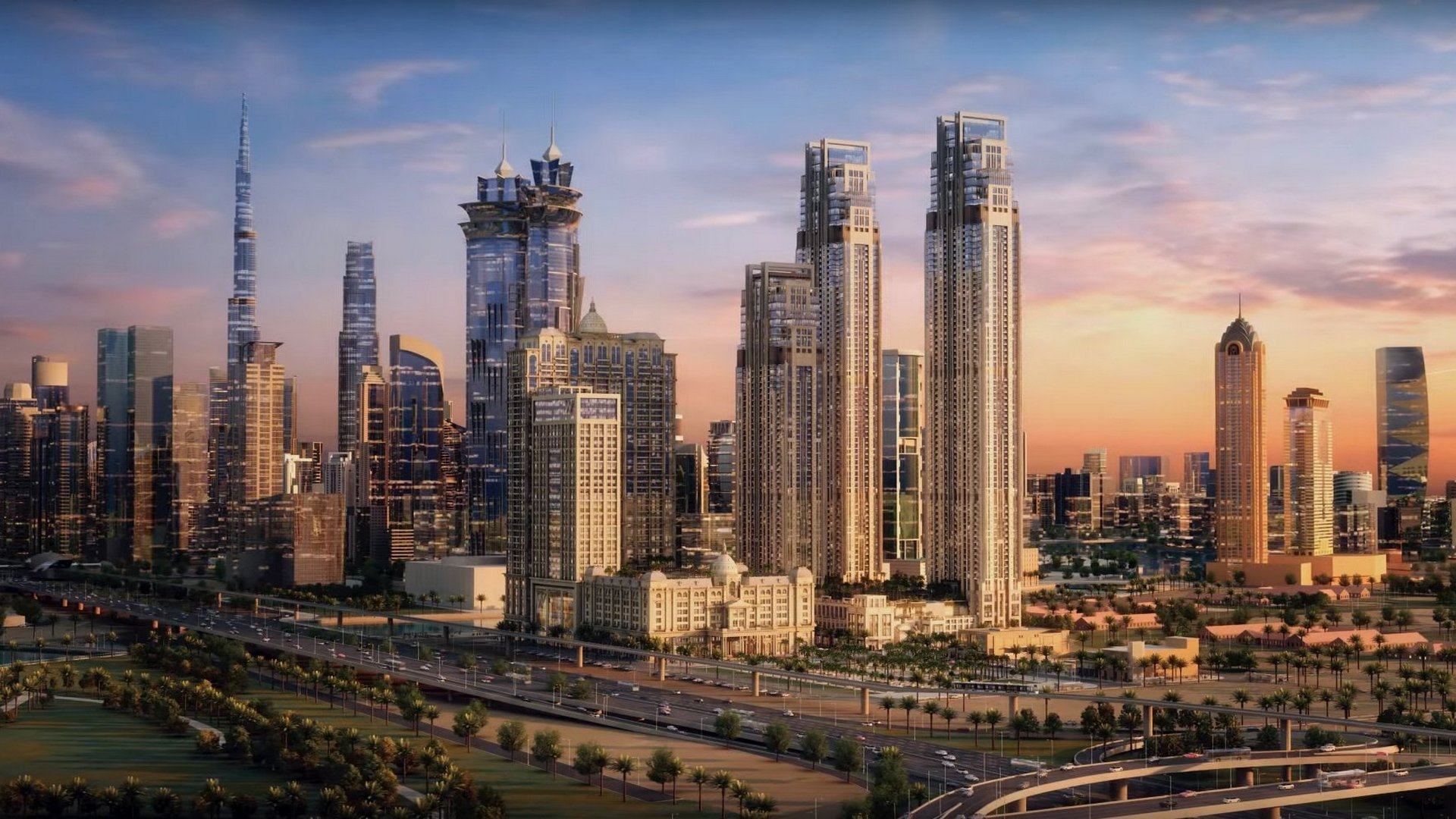 Penthouse for sale in Dubai, UAE, 7 bedrooms, 2724 m2, No. 24064 – photo 4