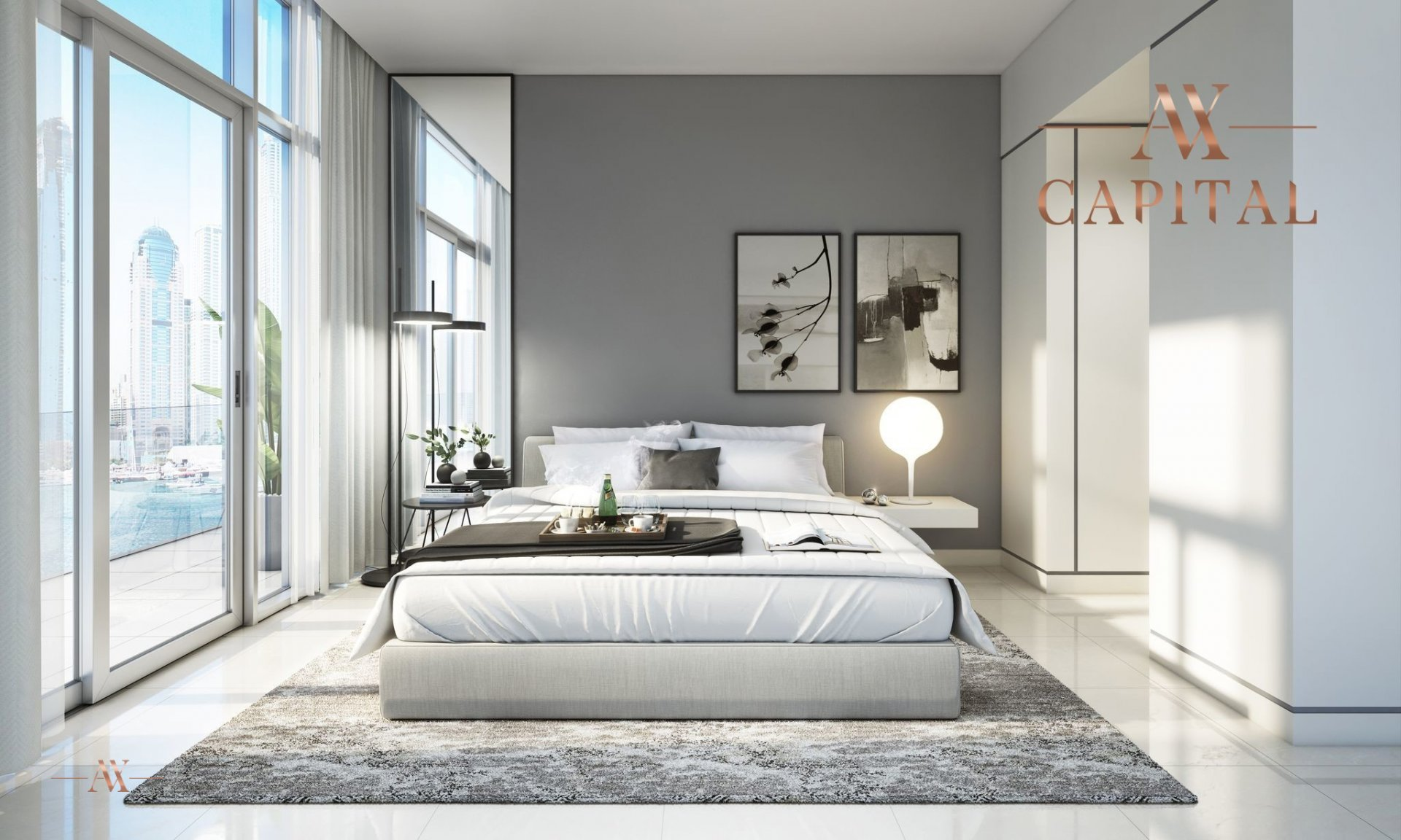 Apartment for sale in Dubai, UAE, 1 bedroom, 67.7 m2, No. 23538 – photo 2