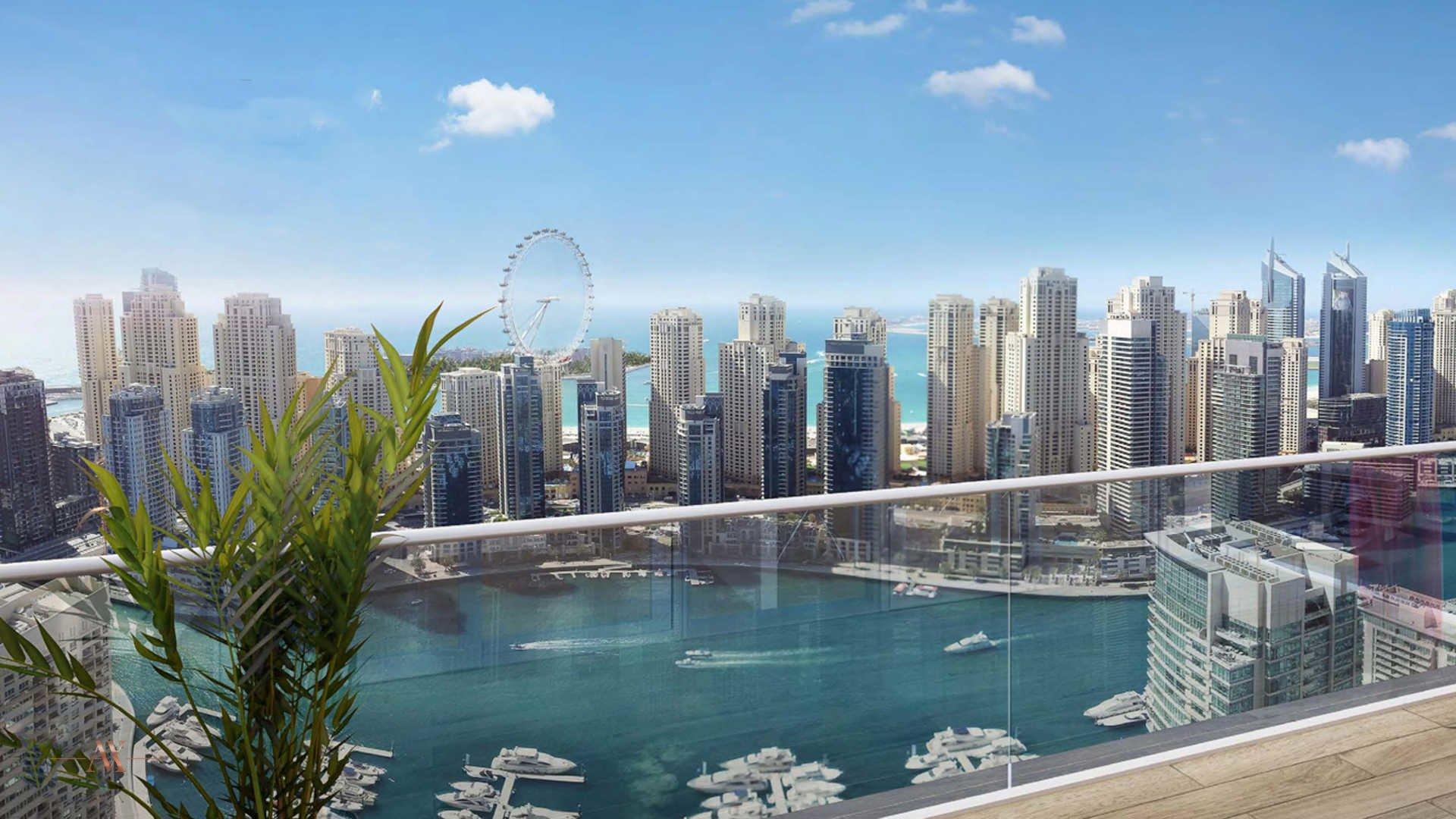 Apartment for sale in Dubai, UAE, 1 bedroom, 69.3 m2, No. 23599 – photo 2