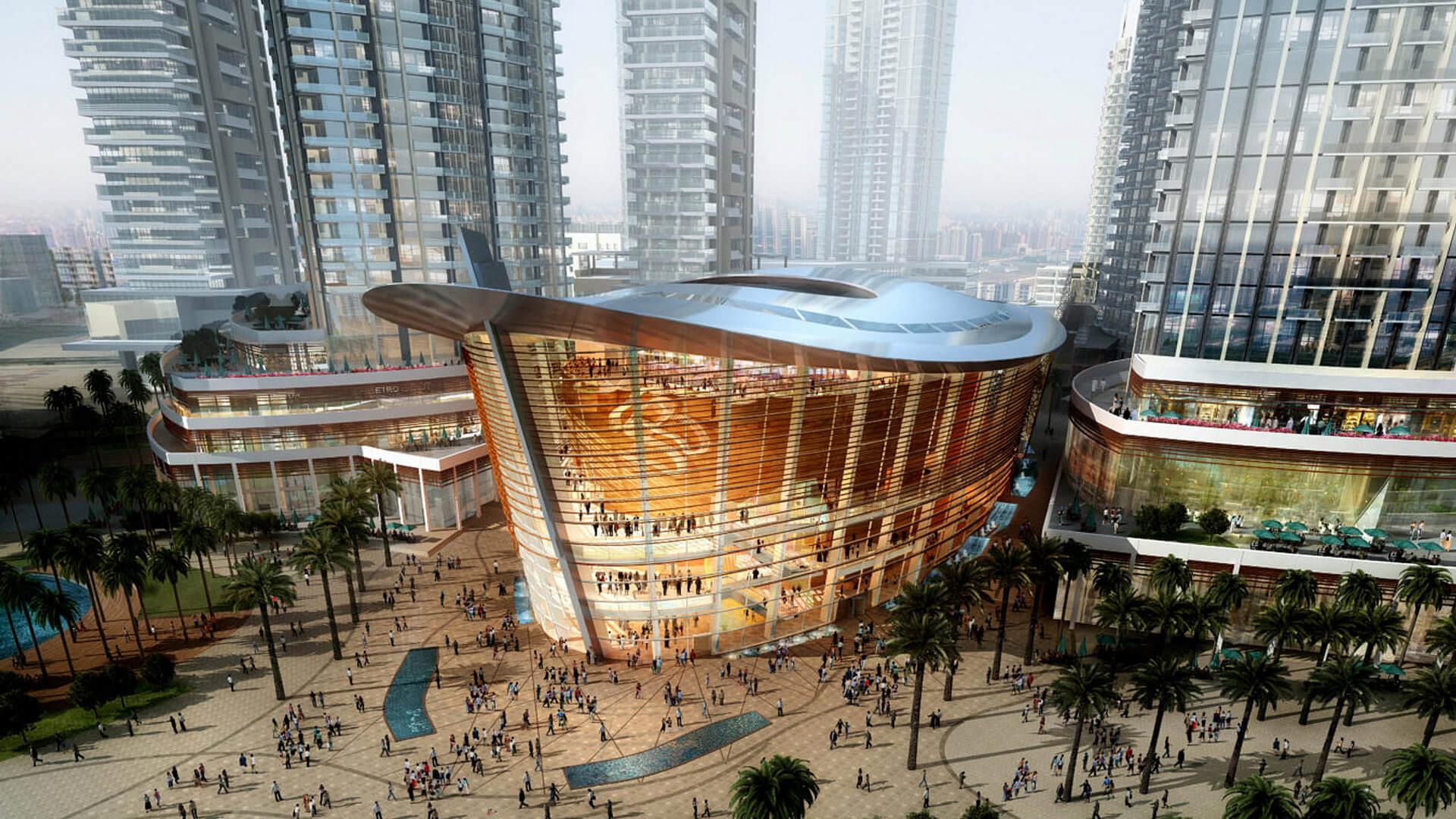 OPERA GRAND, Downtown Dubai, UAE – photo 3