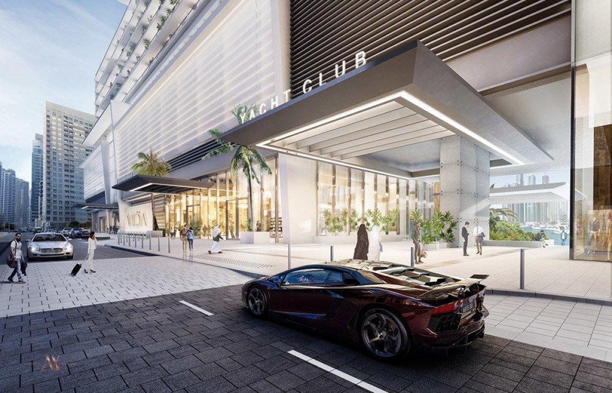 Apartment for sale in Dubai, UAE, 1 bedroom, 69.3 m2, No. 23599 – photo 3