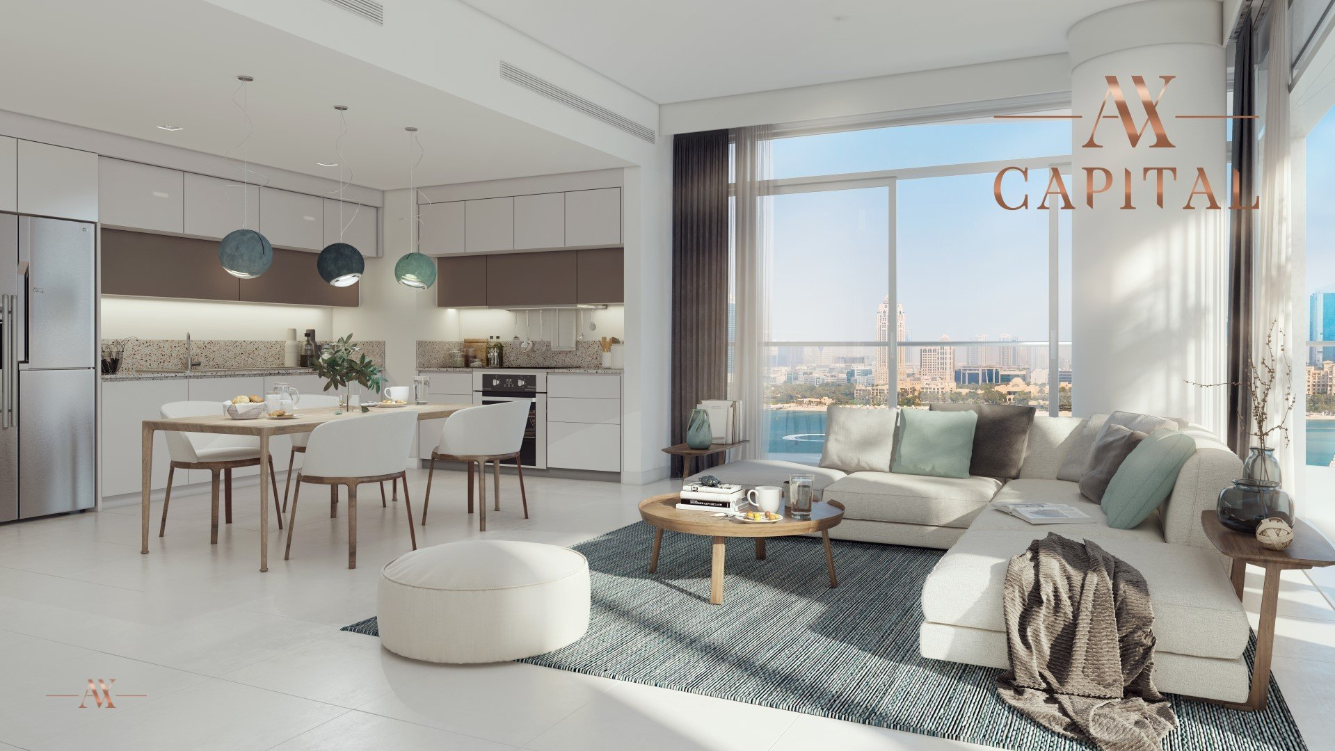 Apartment for sale in Dubai, UAE, 1 bedroom, 69.3 m2, No. 23546 – photo 1