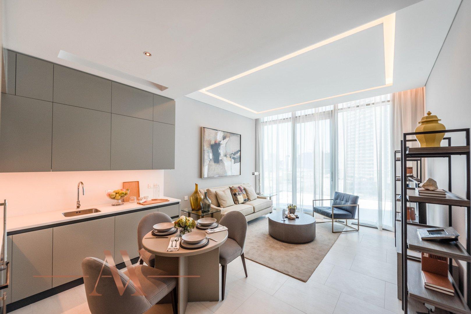 Apartment for sale in Dubai, UAE, 1 bedroom, 104.5 m2, No. 23733 – photo 1