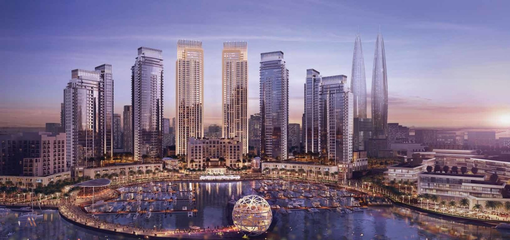 Apartment for sale in Dubai, UAE, 3 bedrooms, 158.9 m2, No. 23610 – photo 3