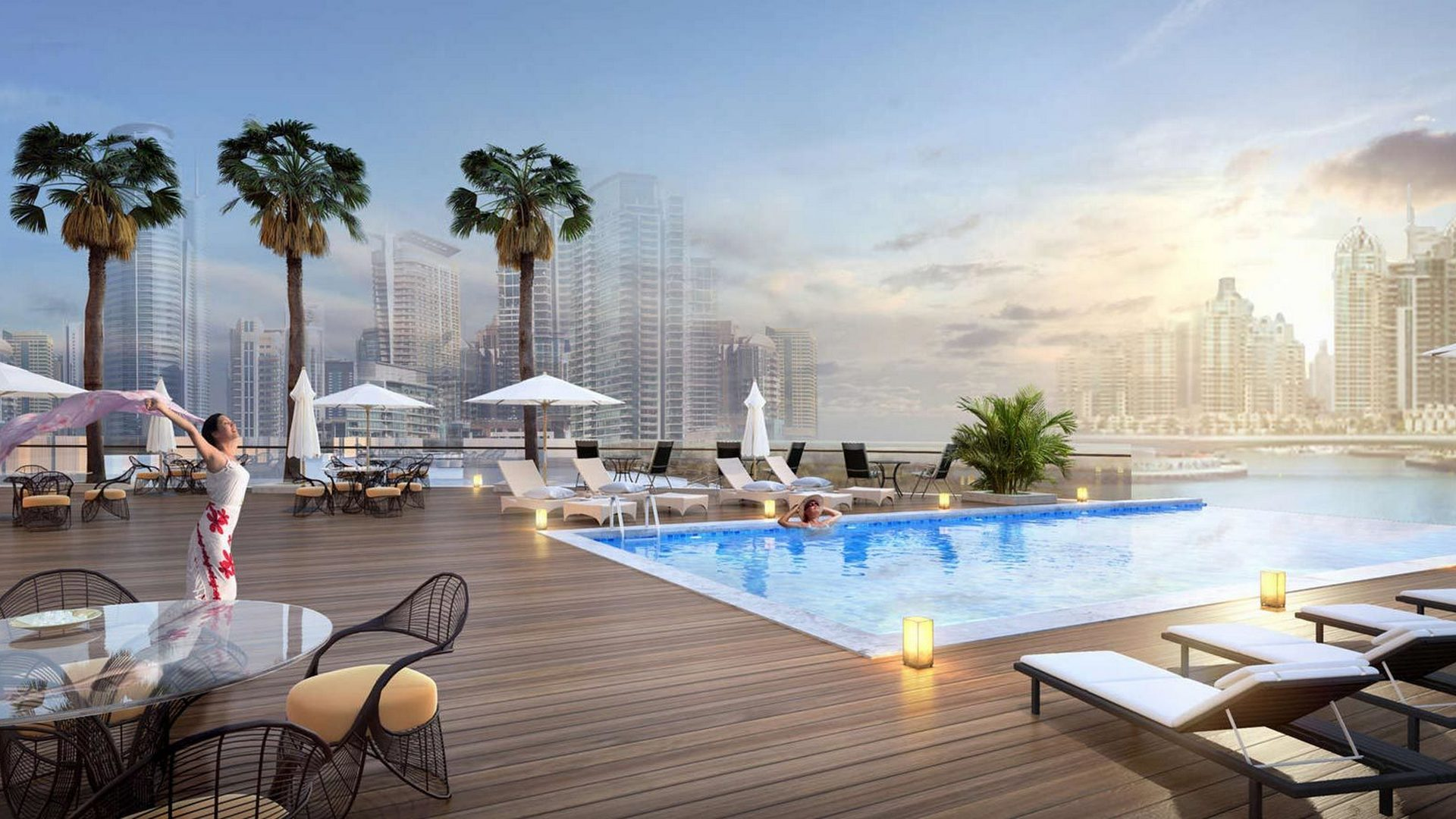 Penthouse for sale in Dubai, UAE, 4 bedrooms, 433 m2, No. 24070 – photo 6