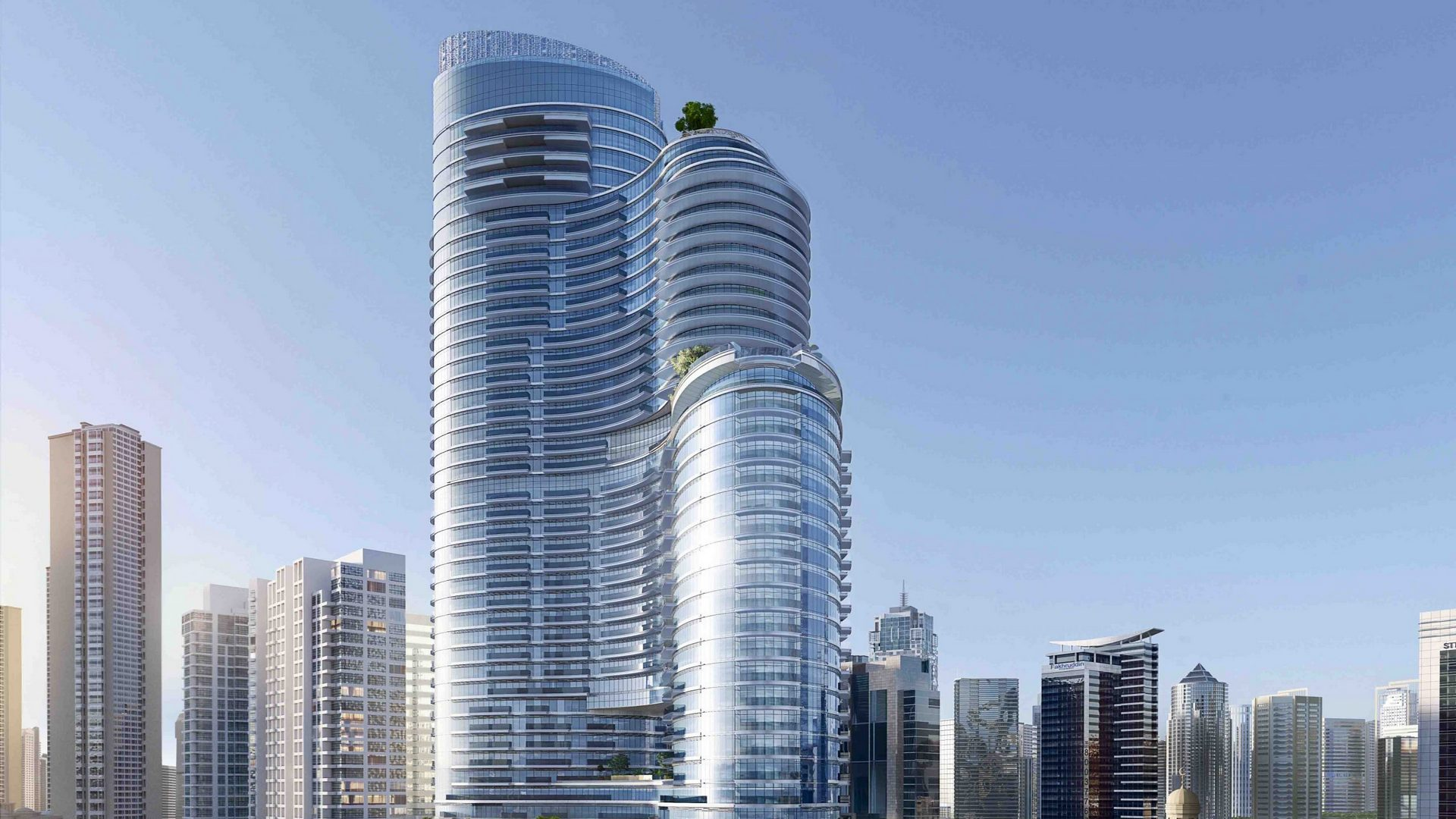 Penthouse for sale in Dubai, UAE, 4 bedrooms, 510 m2, No. 24037 – photo 5