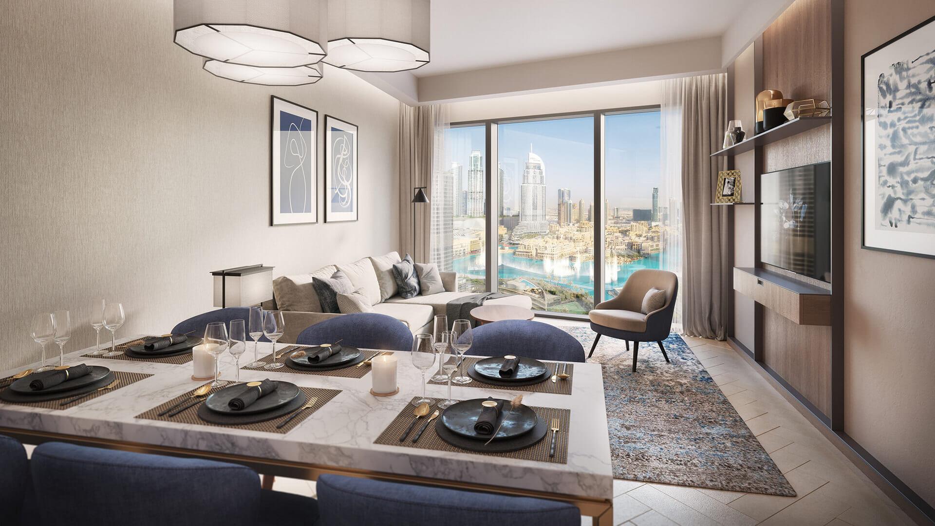 Apartment for sale in Dubai, UAE, 3 bedrooms, 149 m2, No. 24076 – photo 1