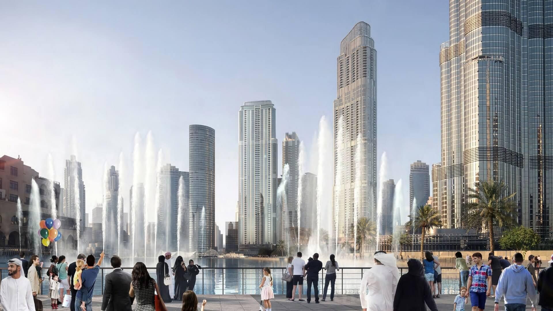 Apartment for sale in Dubai, UAE, 2 bedrooms, 106 m2, No. 24071 – photo 4