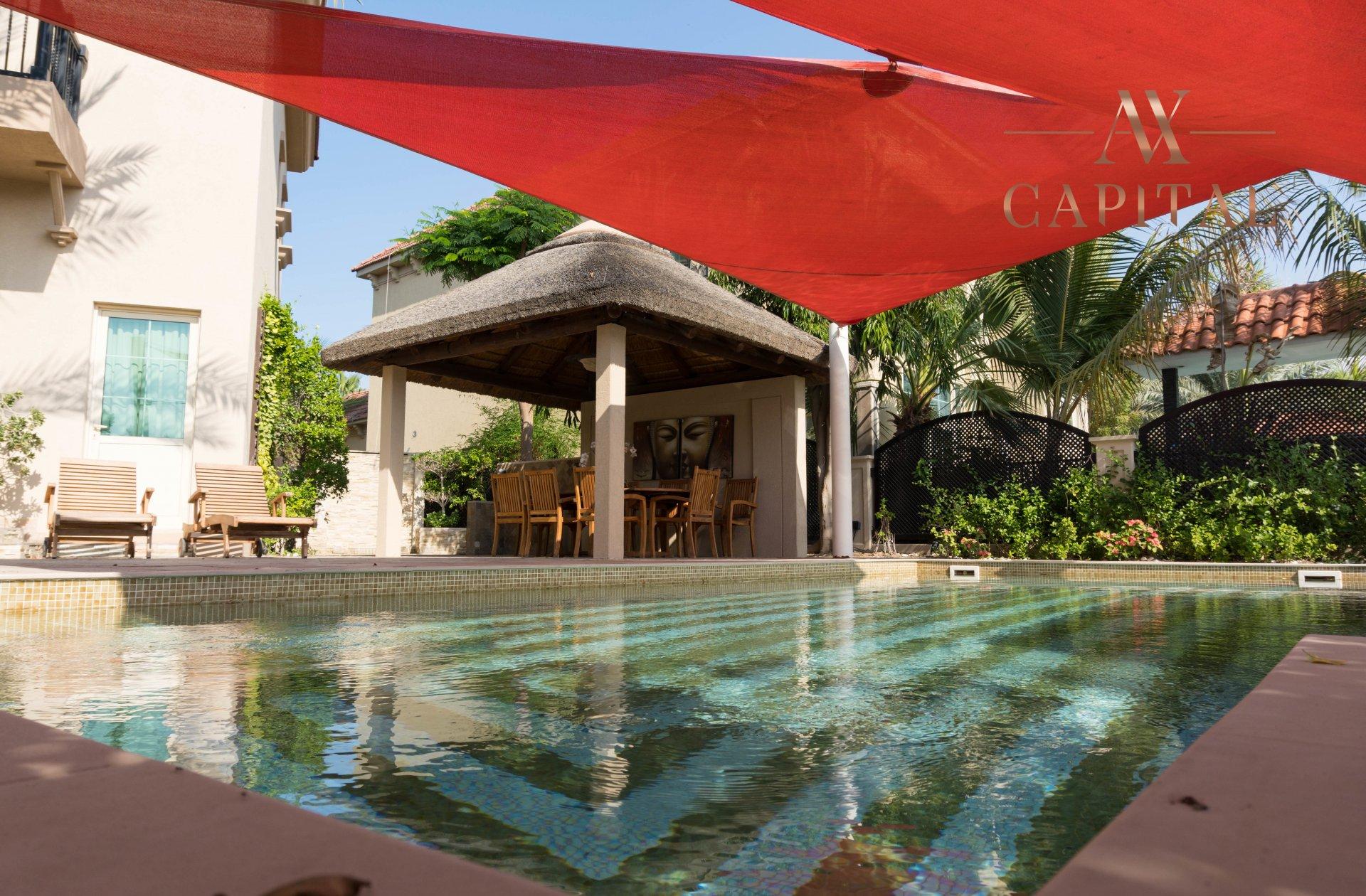 Villa for sale in Dubai, UAE, 4 bedrooms, 1001.7 m2, No. 23559 – photo 1