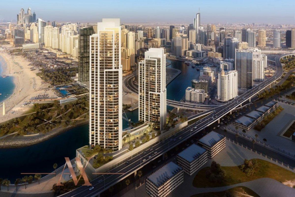 Apartment for sale in Dubai, UAE, 2 bedrooms, 105.8 m2, No. 23763 – photo 5
