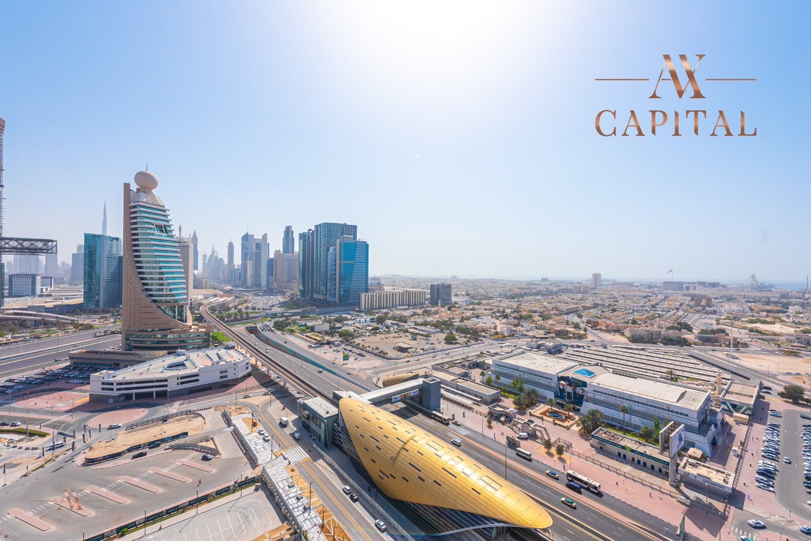 Apartment for sale in Dubai, UAE, 2 bedrooms, 144.5 m2, No. 23566 – photo 1