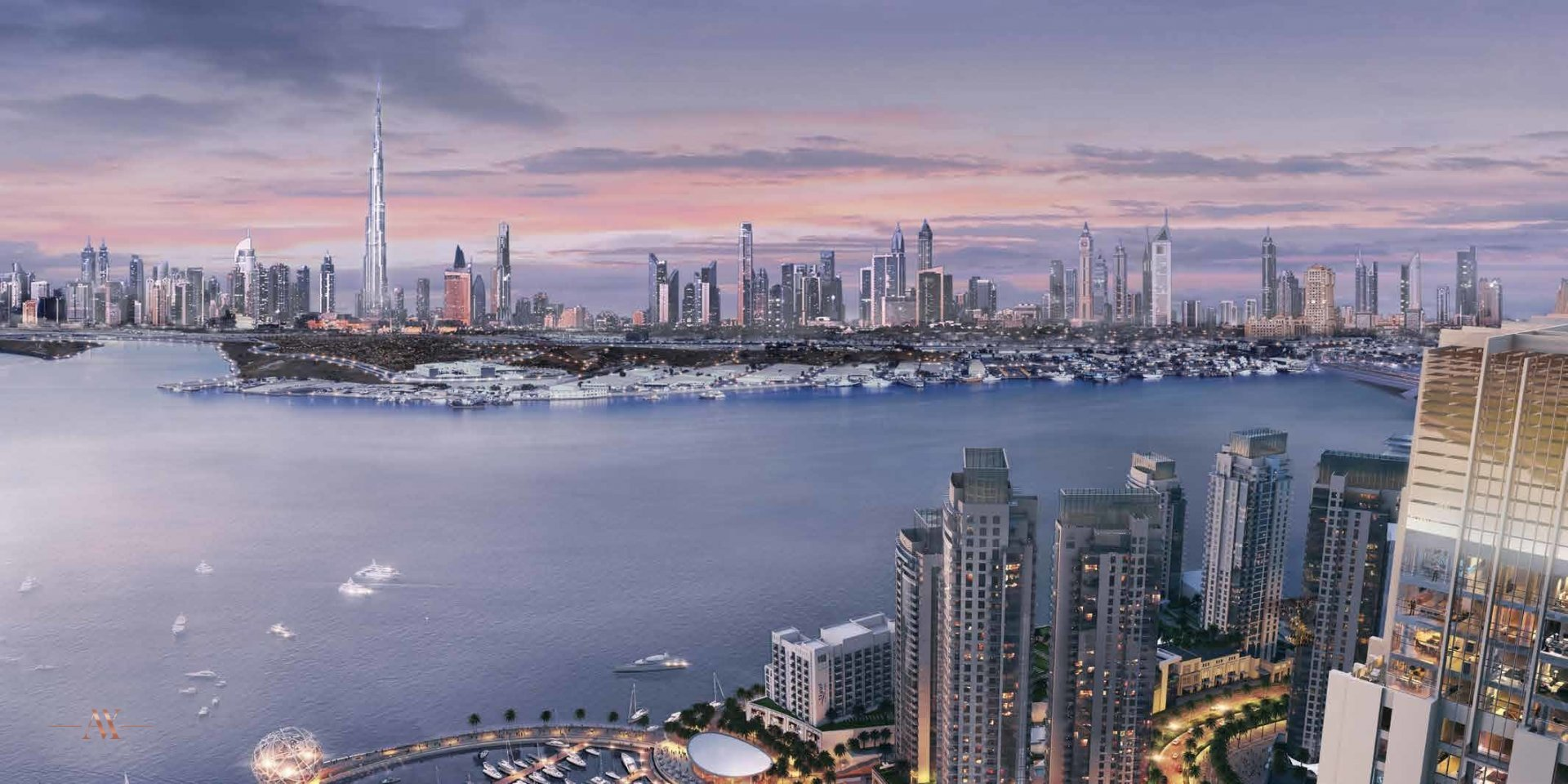 Apartment for sale in Dubai, UAE, 3 bedrooms, 158.9 m2, No. 23610 – photo 4