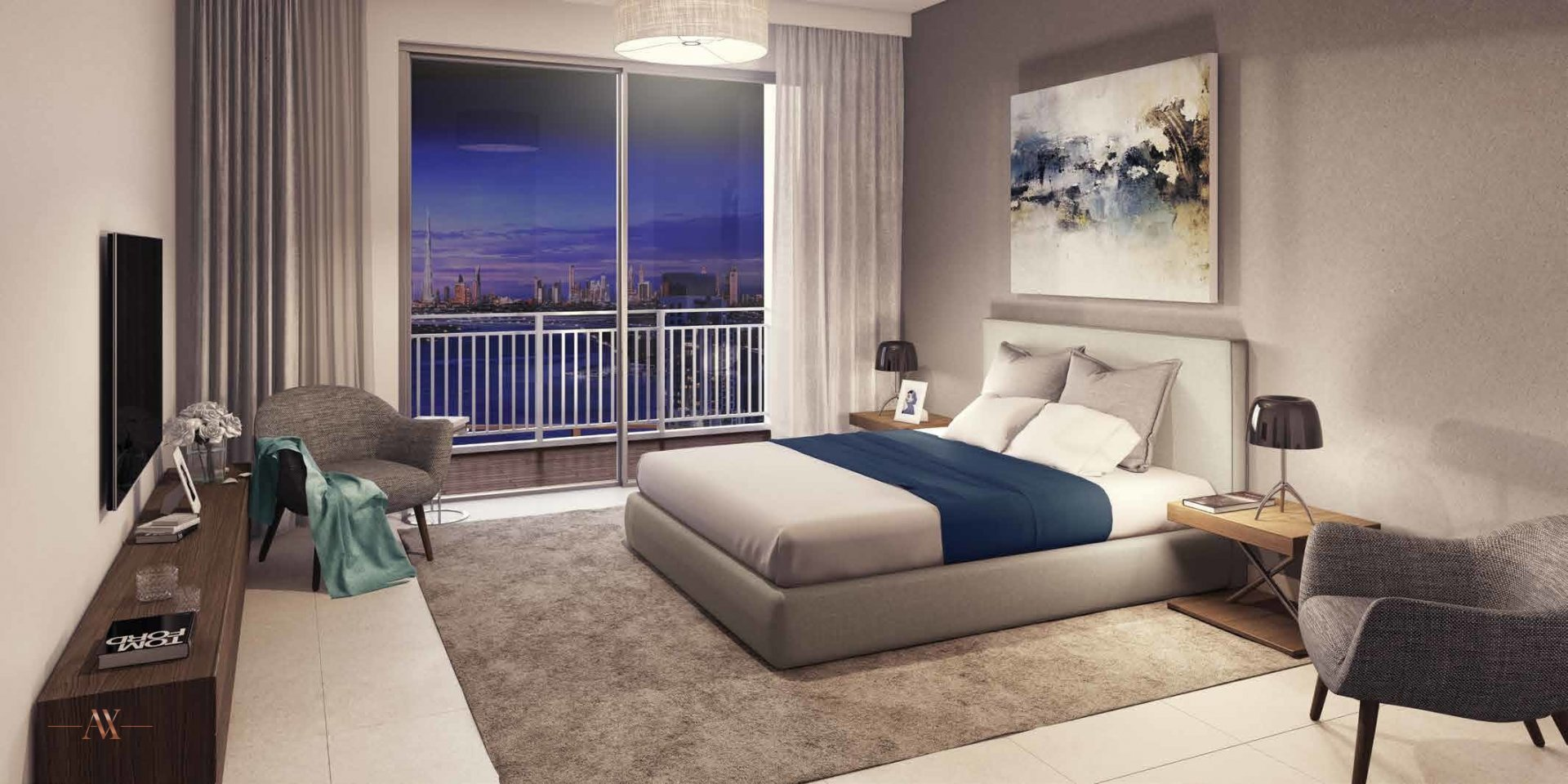 Apartment for sale in Dubai, UAE, 3 bedrooms, 158.9 m2, No. 23610 – photo 10
