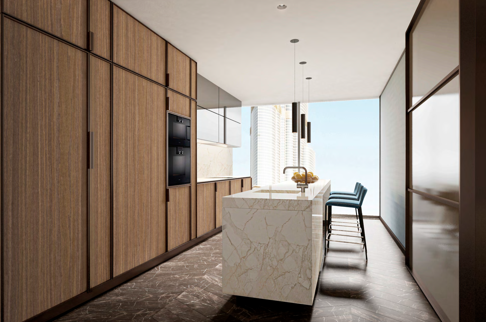 Apartment for sale in Dubai, UAE, 3 bedrooms, 165.5 m2, No. 23587 – photo 5