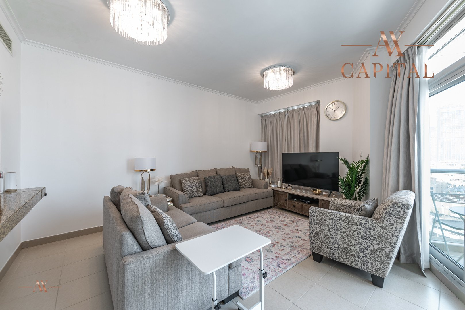 Apartment for sale in Dubai, UAE, 2 bedrooms, 125.2 m2, No. 23596 – photo 1