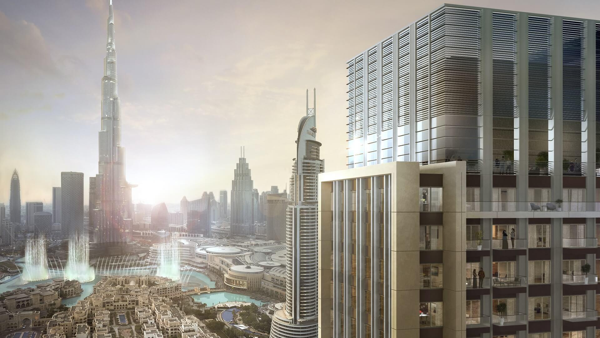 Apartment for sale in Dubai, UAE, 1 bedroom, 59 m2, No. 24081 – photo 4