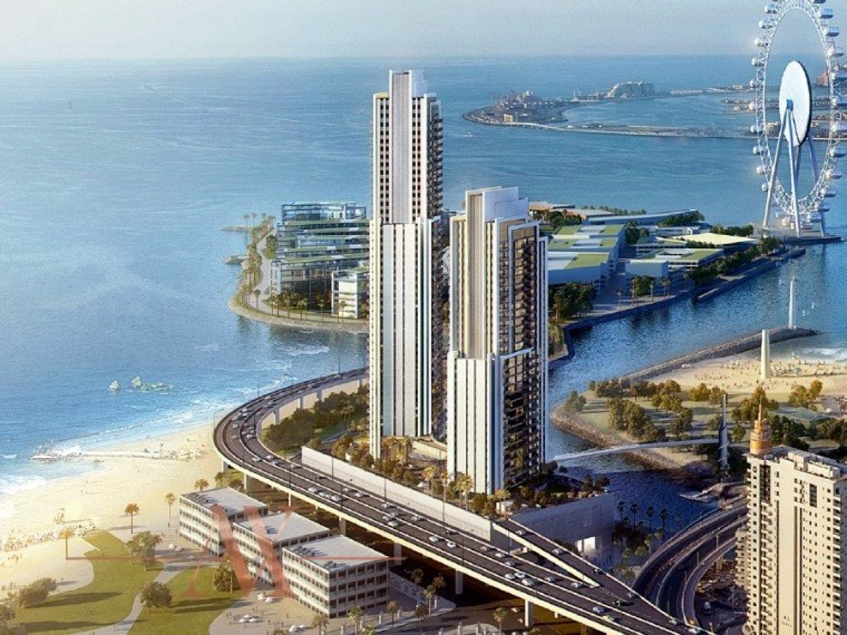 Apartment for sale in Dubai, UAE, 2 bedrooms, 105.8 m2, No. 23763 – photo 8